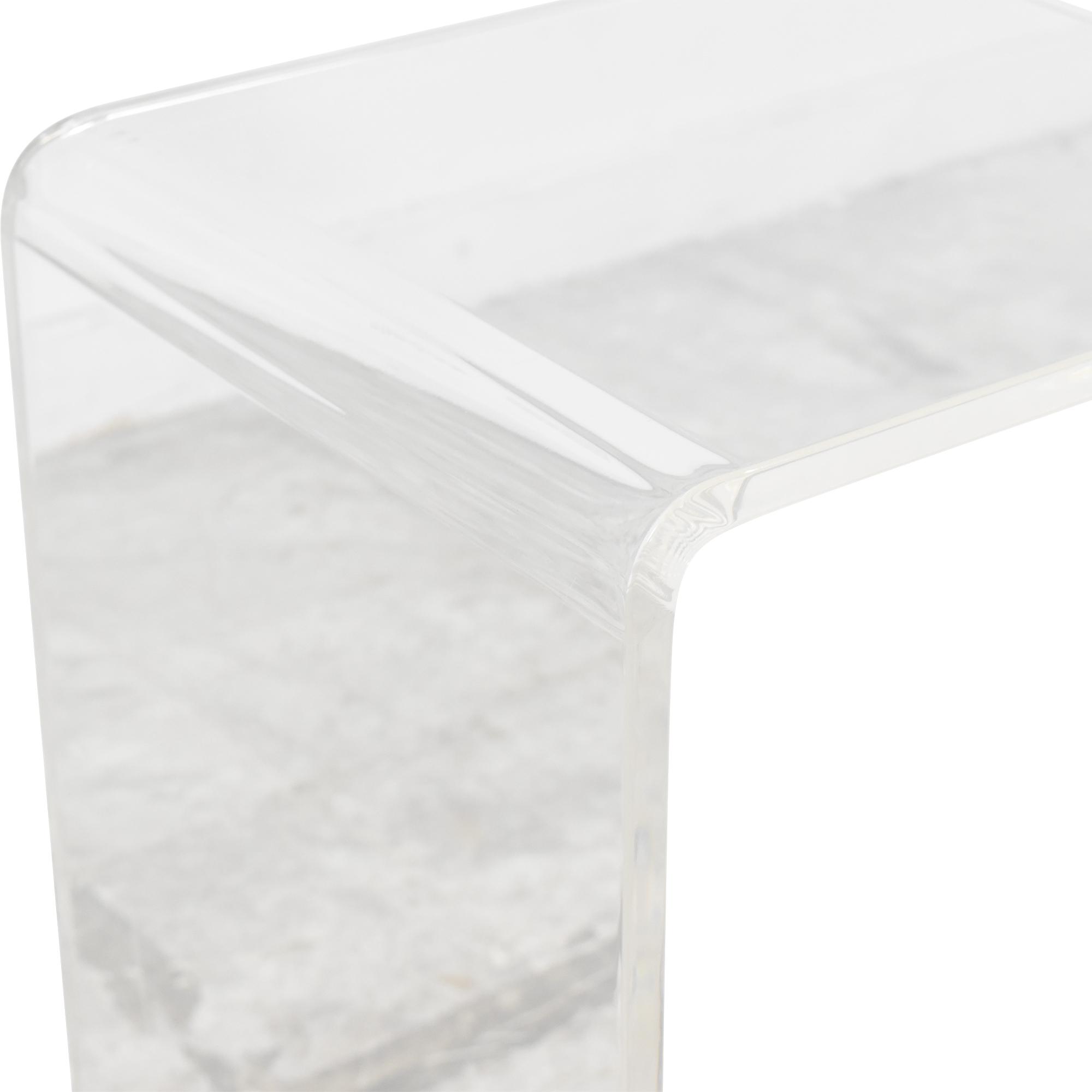 buy CB2 CB2 Peekaboo C Table online