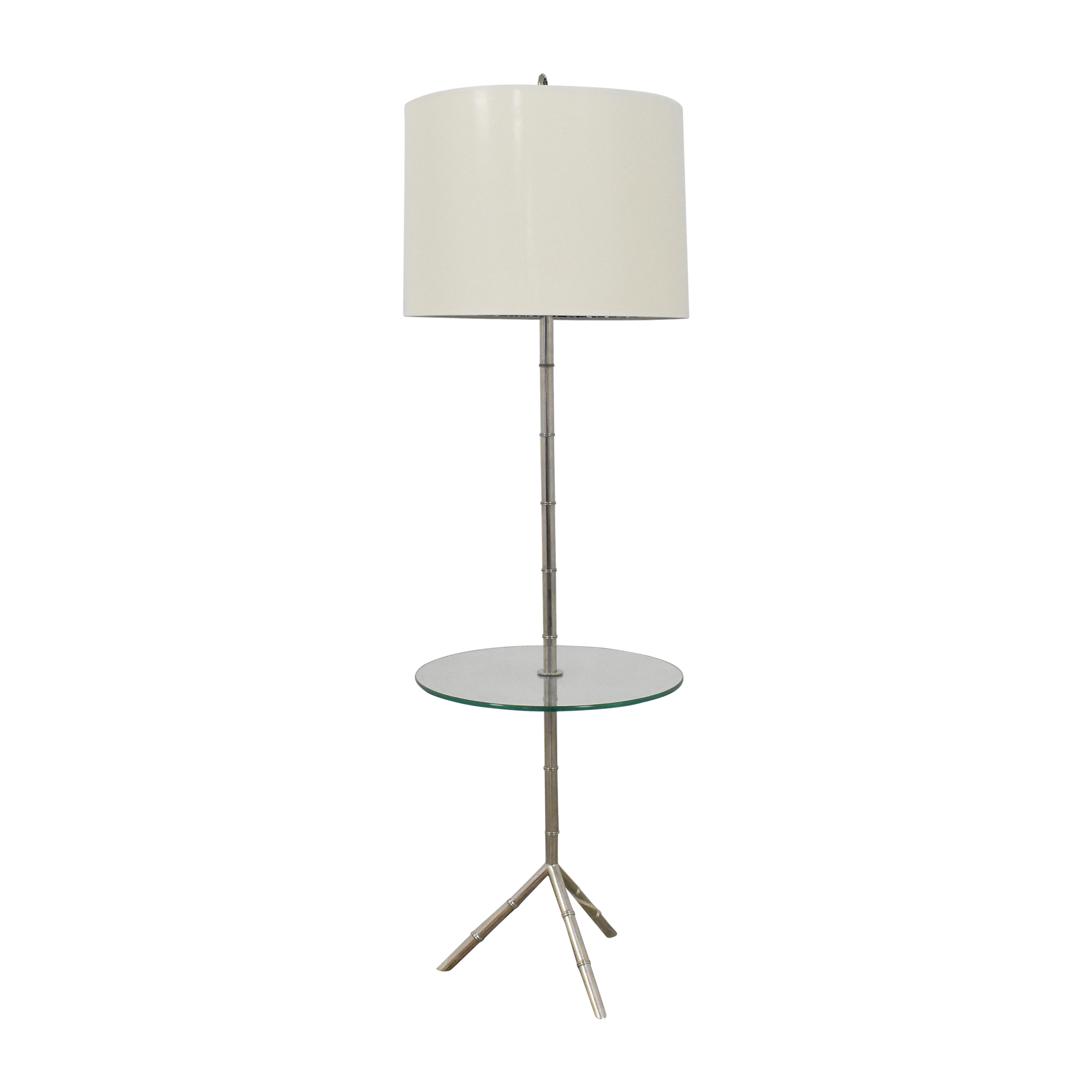 End Table Floor Lamp for sale