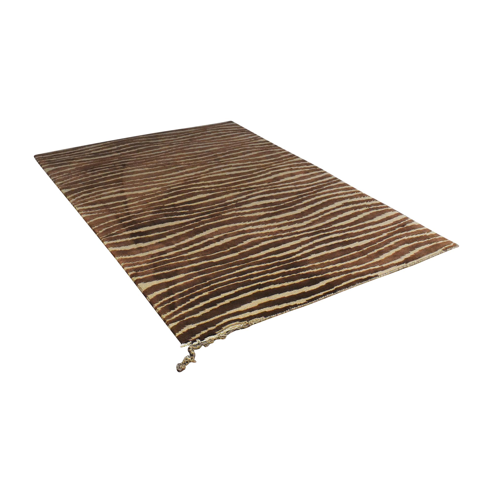 buy ABC Carpet & Home Striped Area Rug ABC Carpet & Home Decor