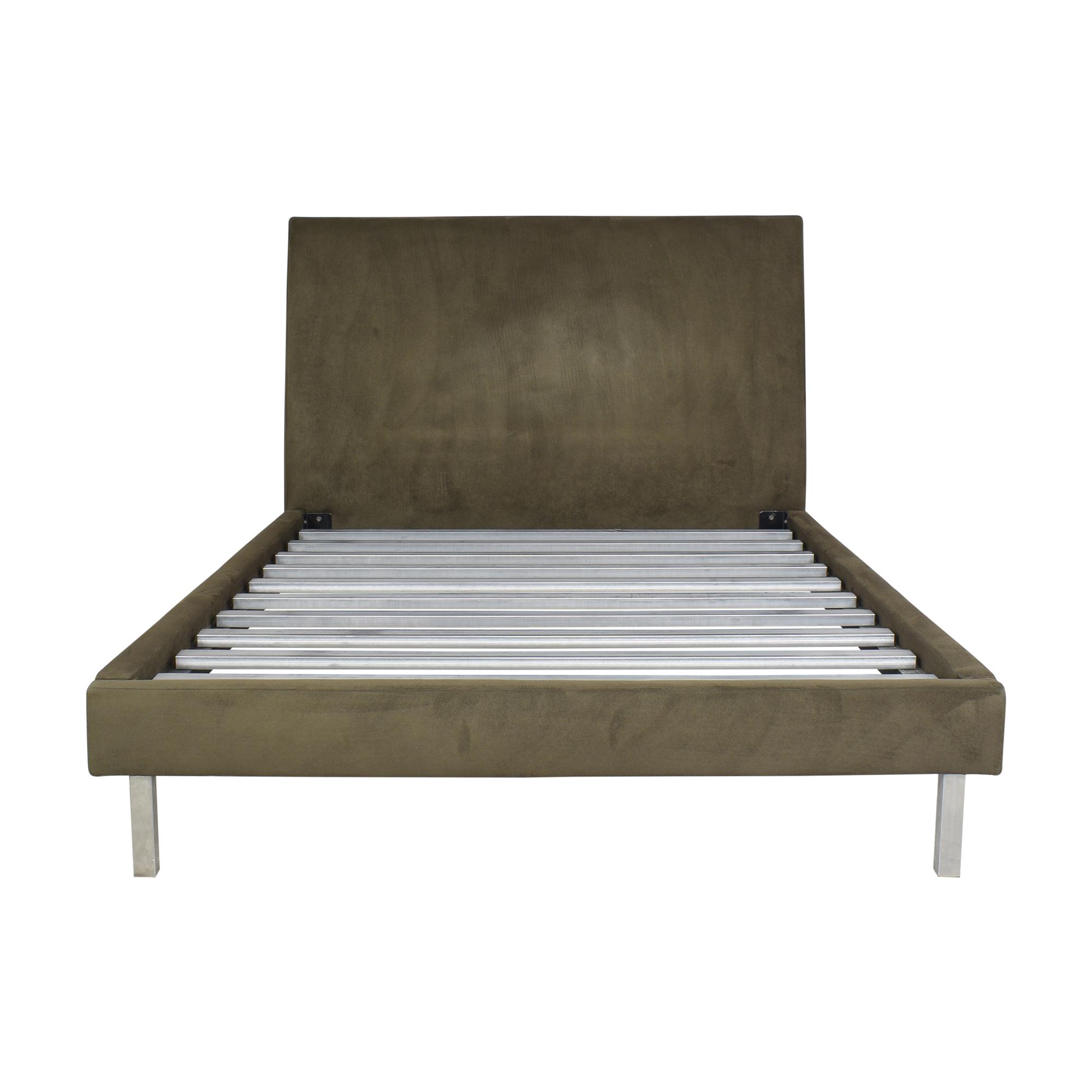 shop Room & Board Modern Upholstered Full Bed Room & Board Beds