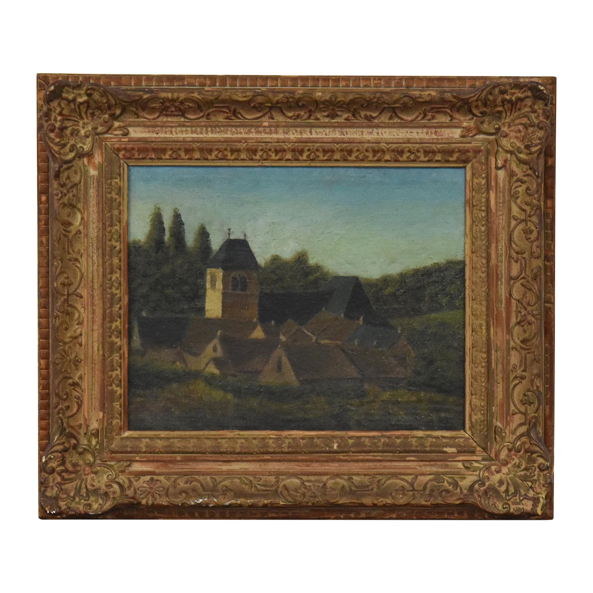 Castle Framed Wall Art  sale