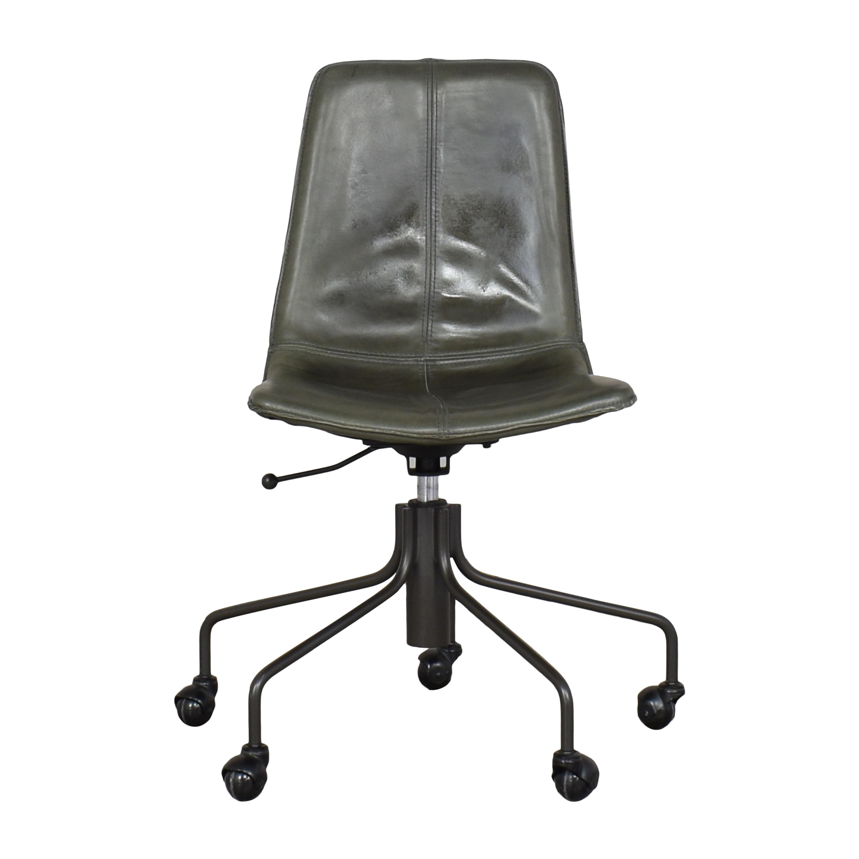 West Elm West Elm Slope Swivel Office Chair used