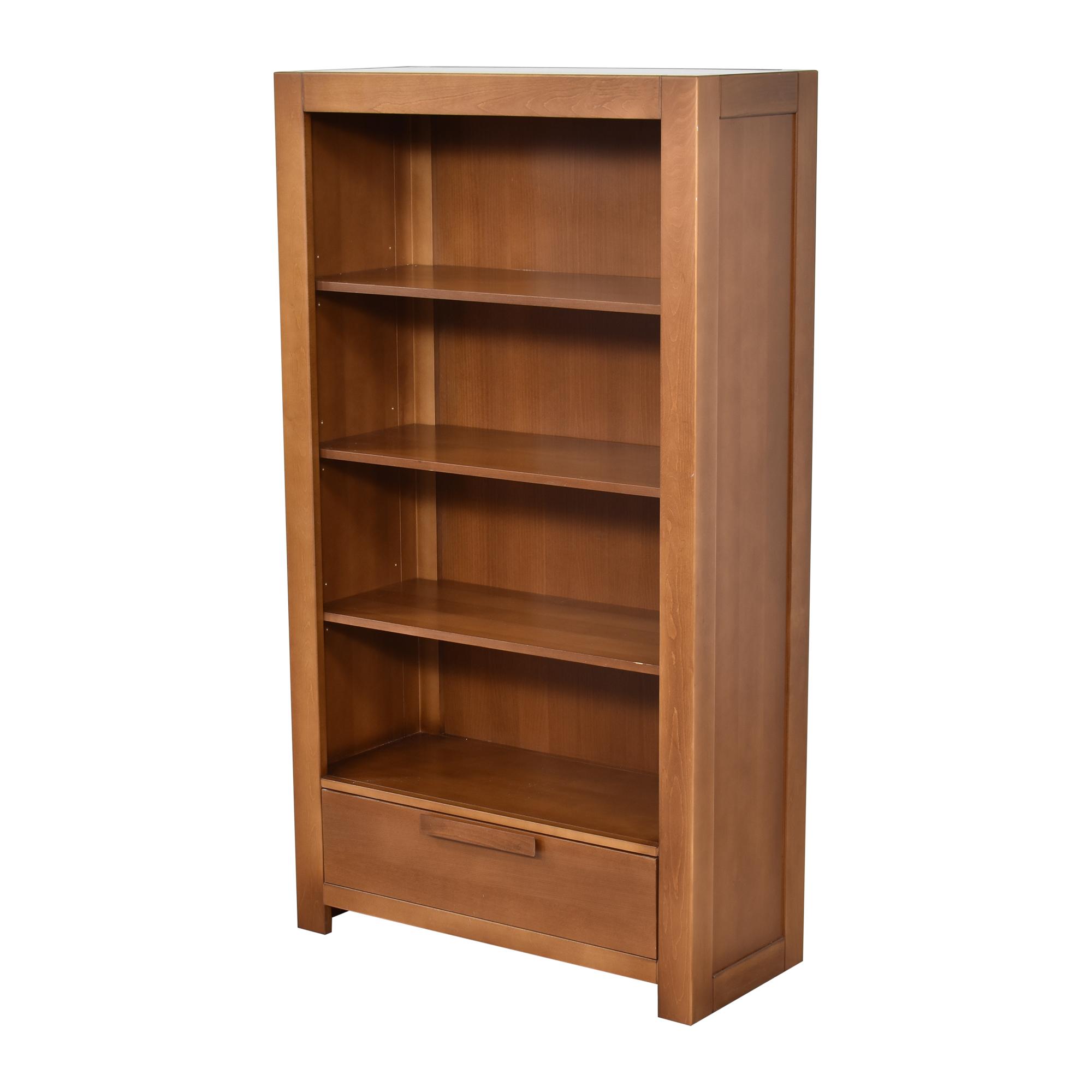 buy Romina Bookcase with Drawer Romina Storage