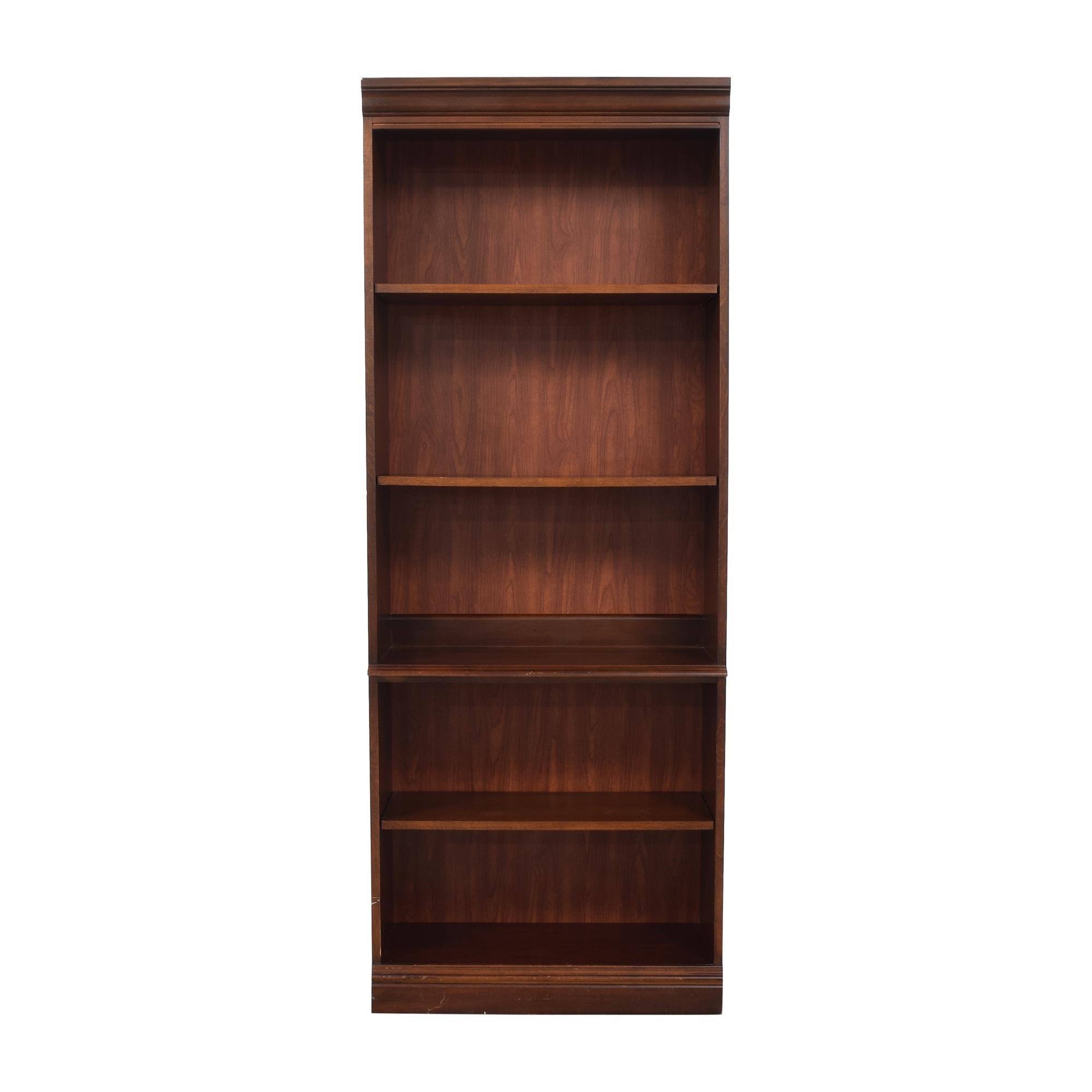 Hooker Furniture Hooker Furniture Tall Bookcase Bookcases & Shelving