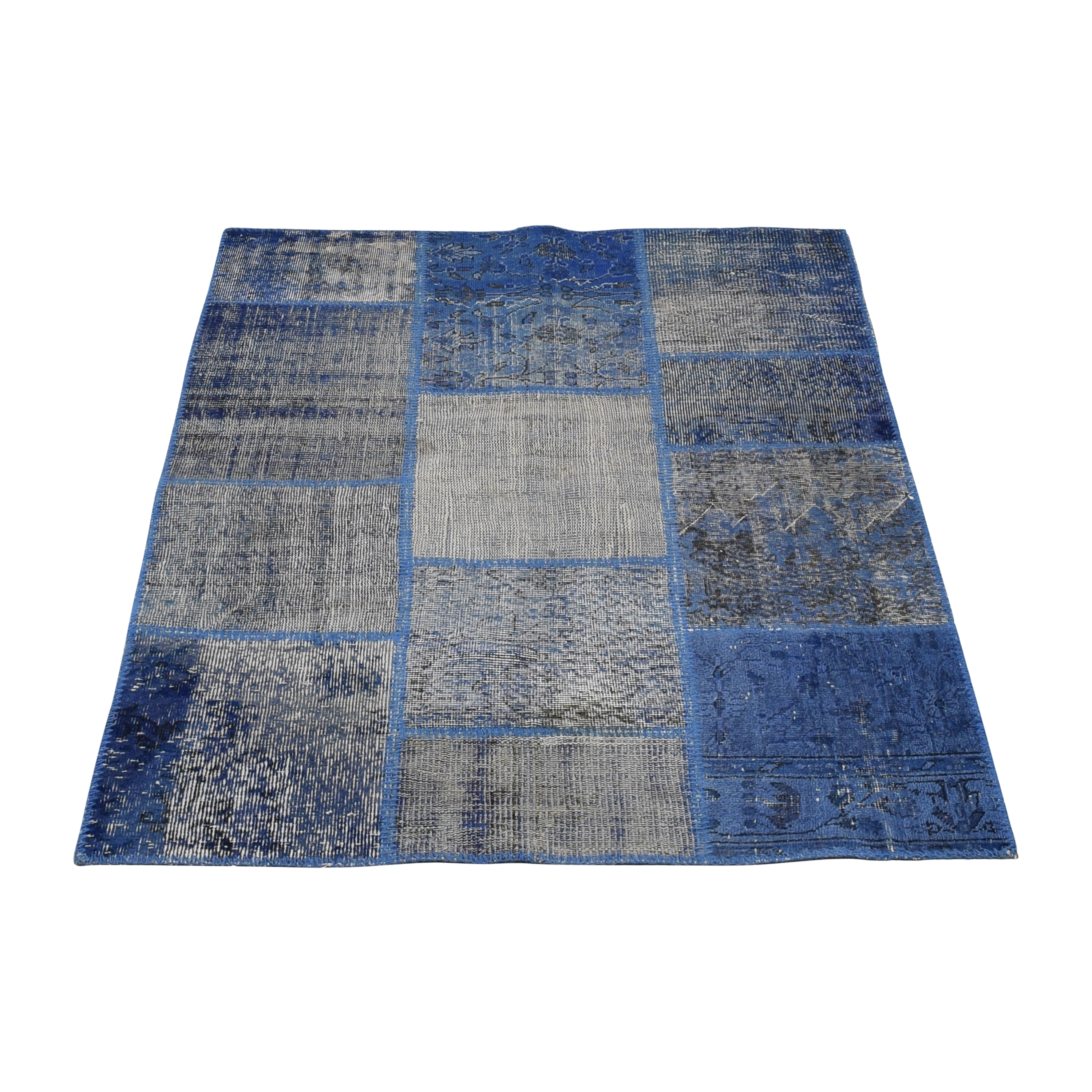 buy ABC Carpet & Home ABC Carpet & Home Overdyed Patchwork Rug online