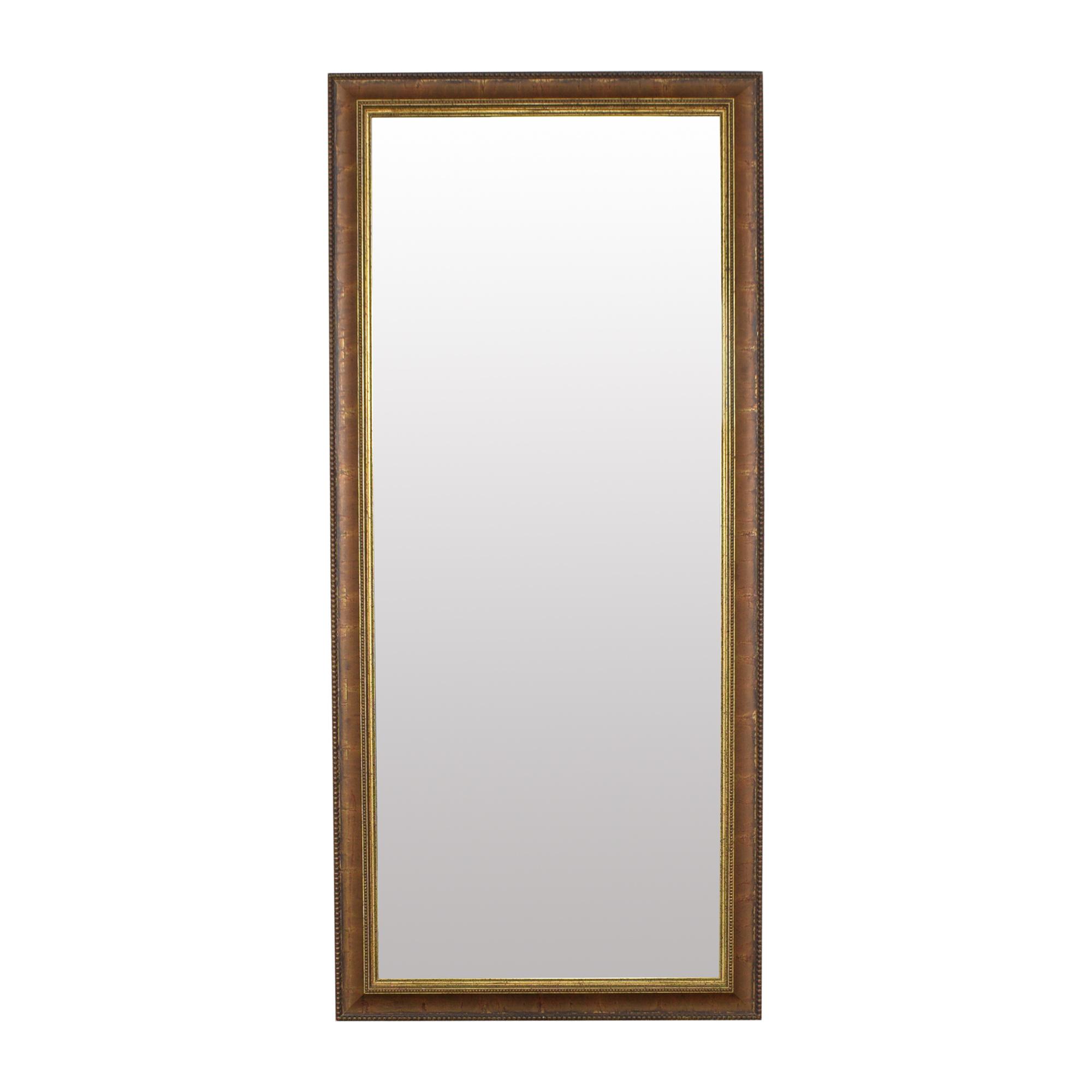 Framed Floor Mirror dimensions