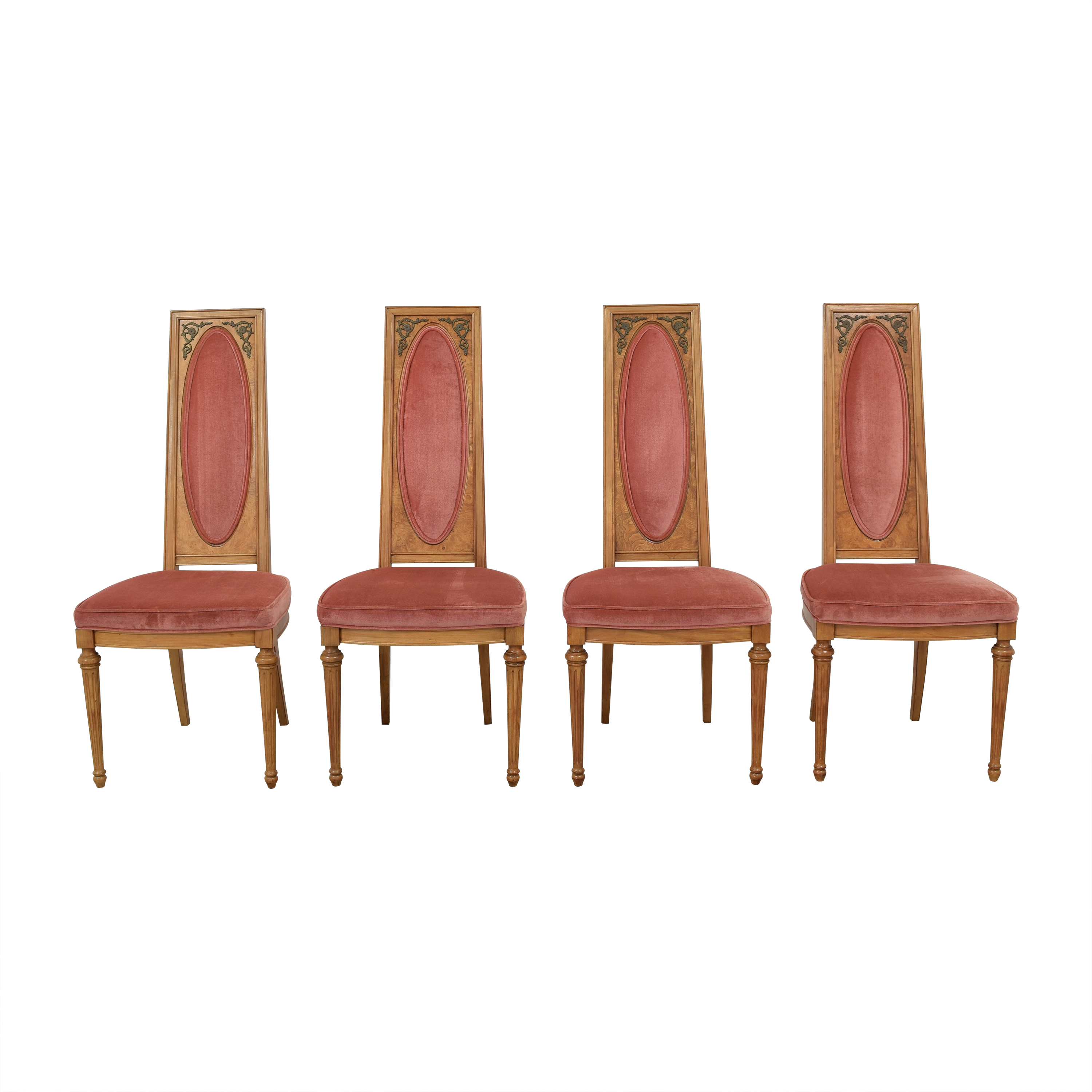 buy  Custom High Back Dining Side Chairs online