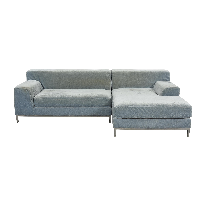 IKEA IKEA Kramfors L Form Sectional Sofa ma