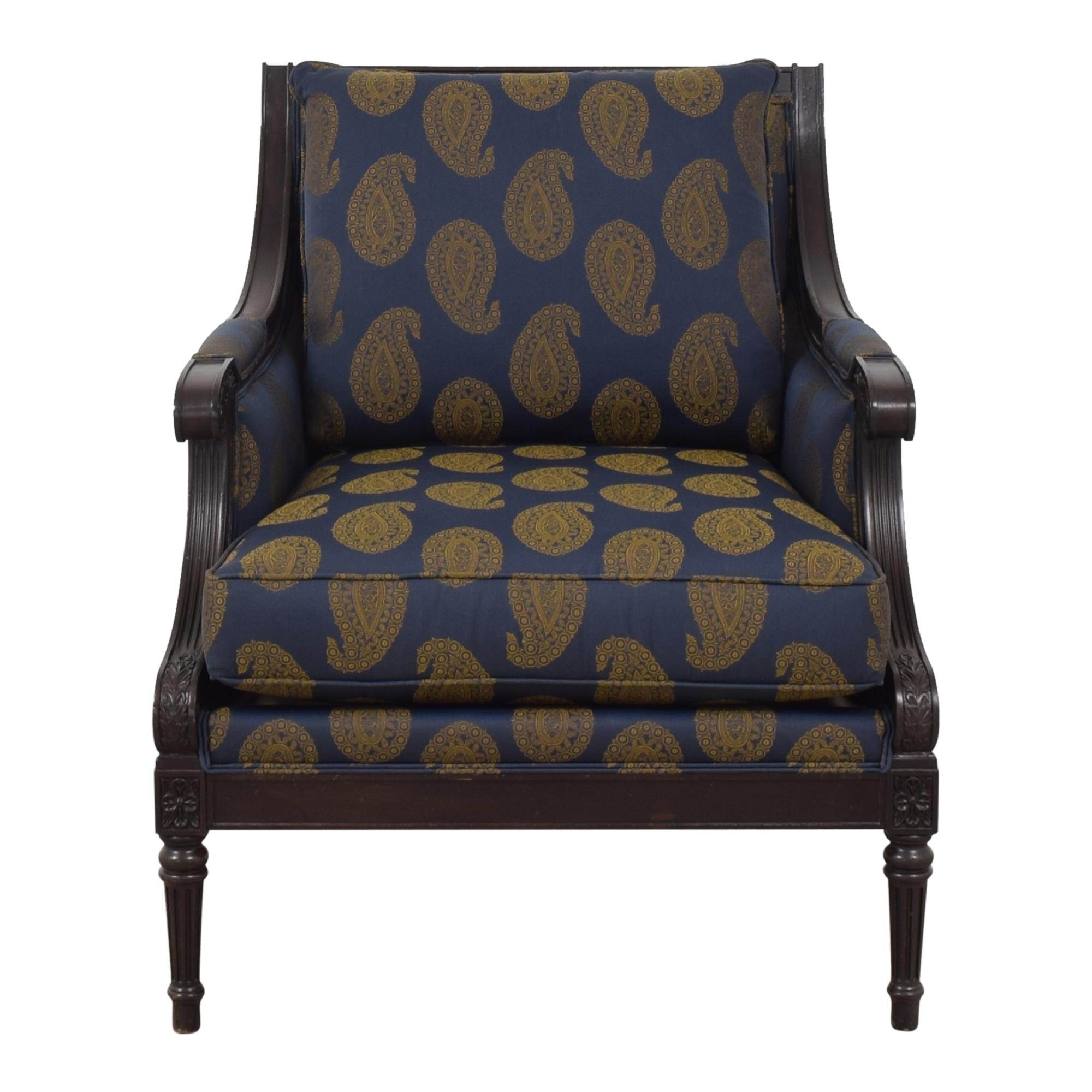 Ethan Allen  Ethan Allen Fairfax Arm Chair Accent Chairs