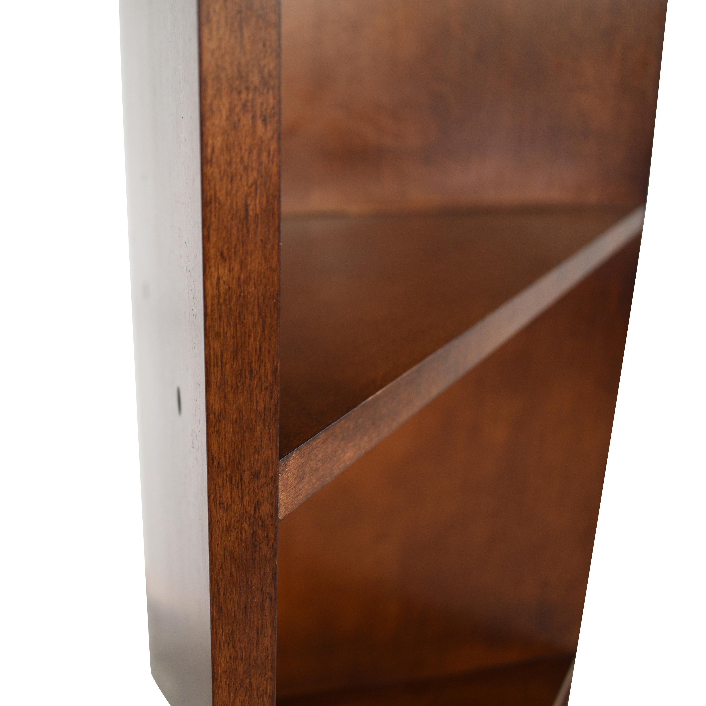 American Signature American Signature Corner Bookcase for sale