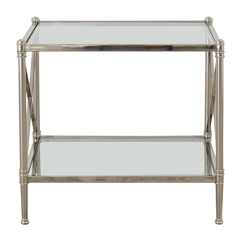 Ethan Allen Ethan Allen Jocelyn Side Table used