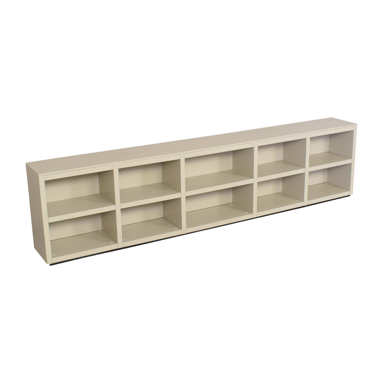 Poliform Modern Shelving Unit / Bookcases & Shelving