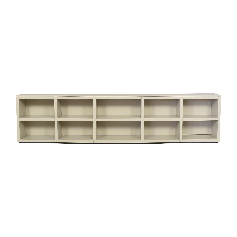 Poliform Modern Shelving Unit / Storage