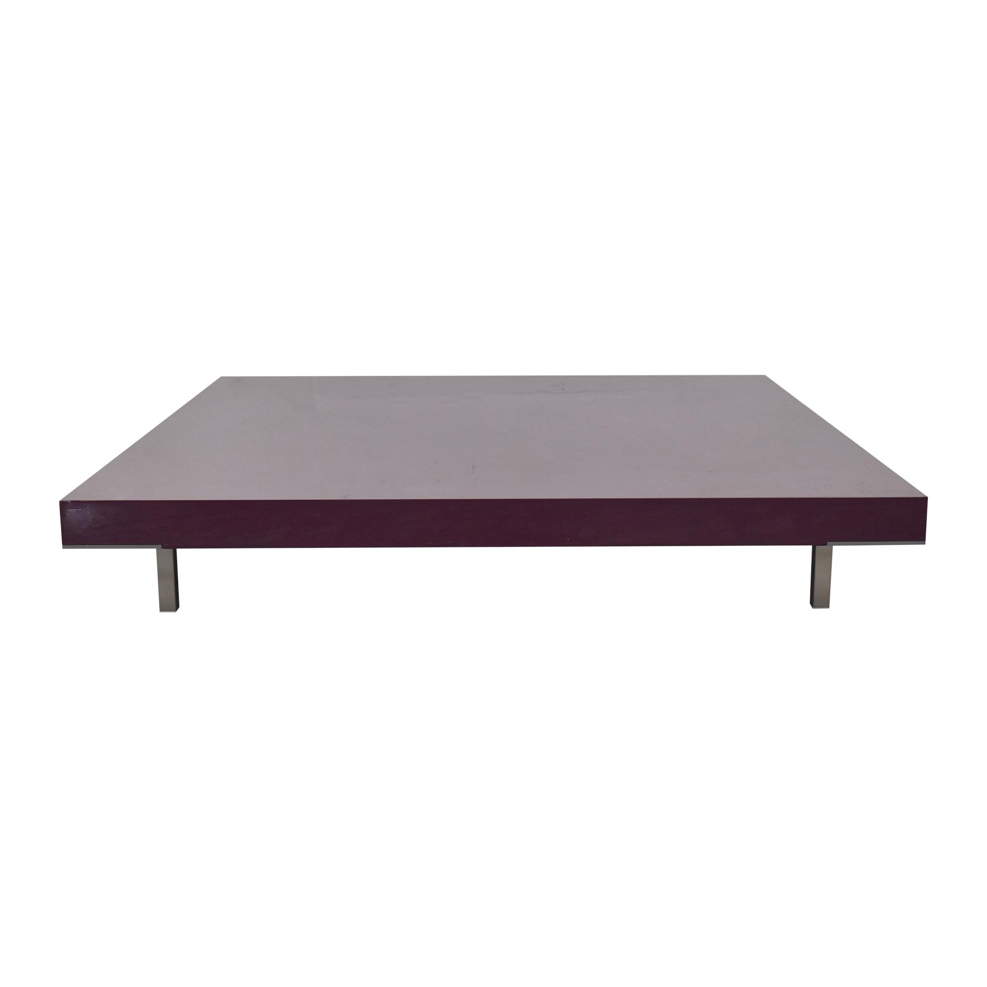 Poliform Poliform Square Coffee Table nj