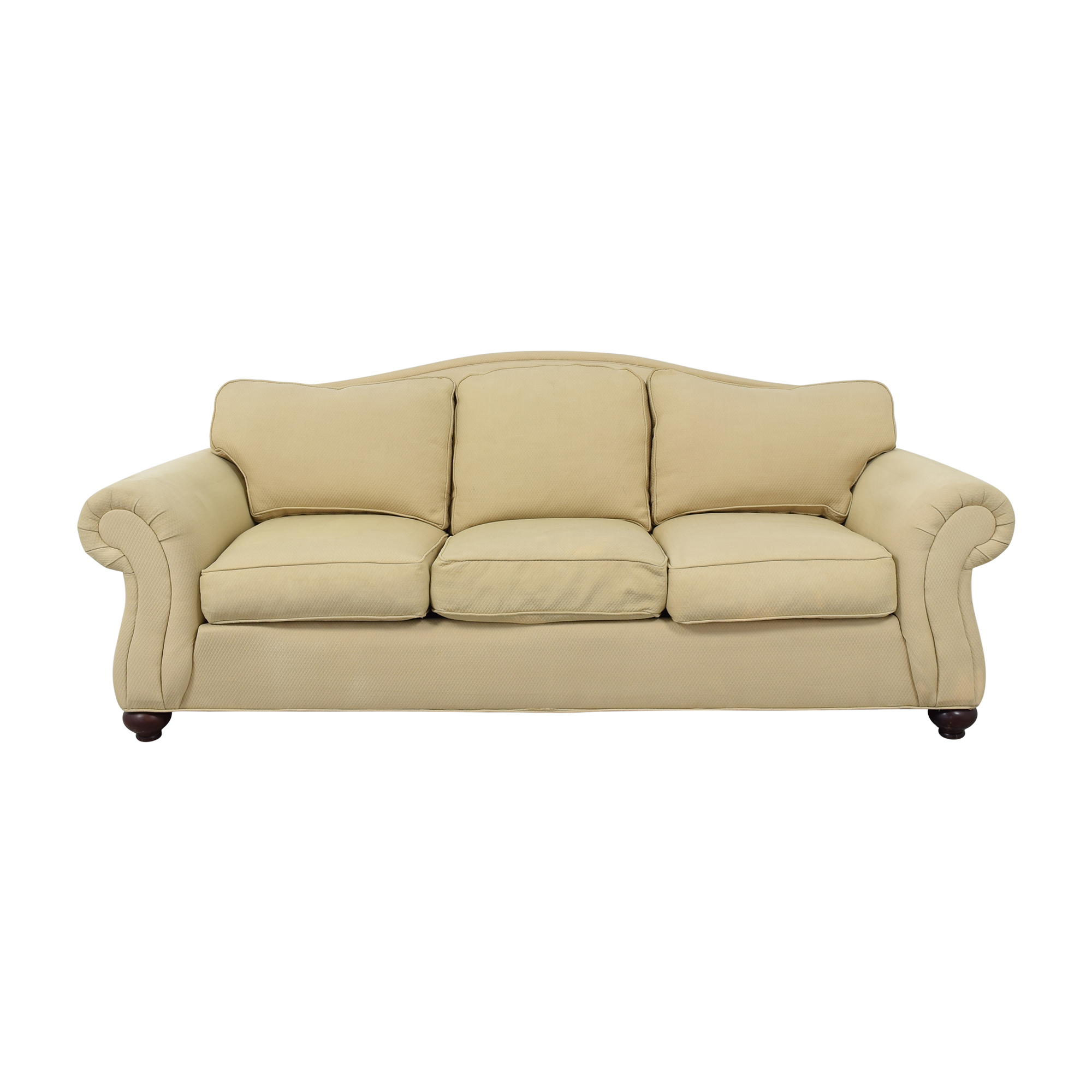 Ethan Allen Ethan Allen Roll Arm Sofa used