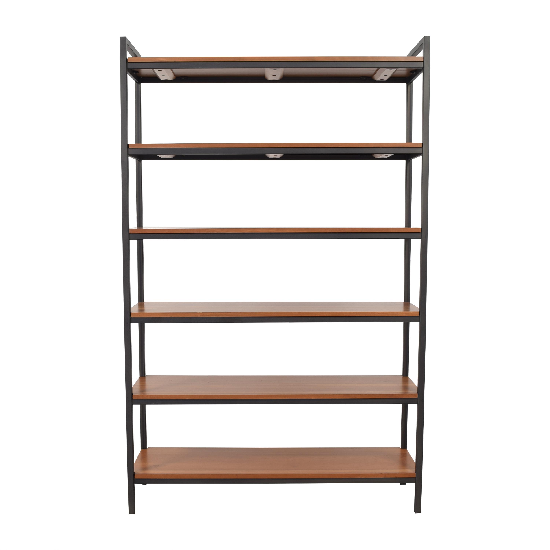 Ethan Allen Ethan Allen Radius Open Bookcase Storage