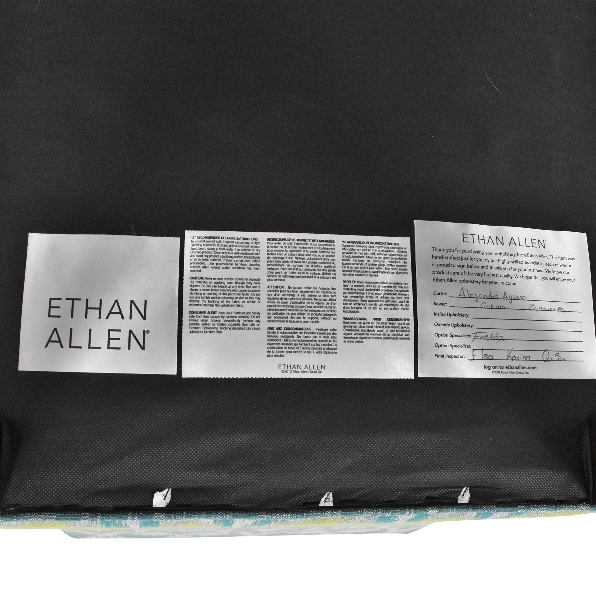buy Ethan Allen Thomas Counter Stool Ethan Allen Stools