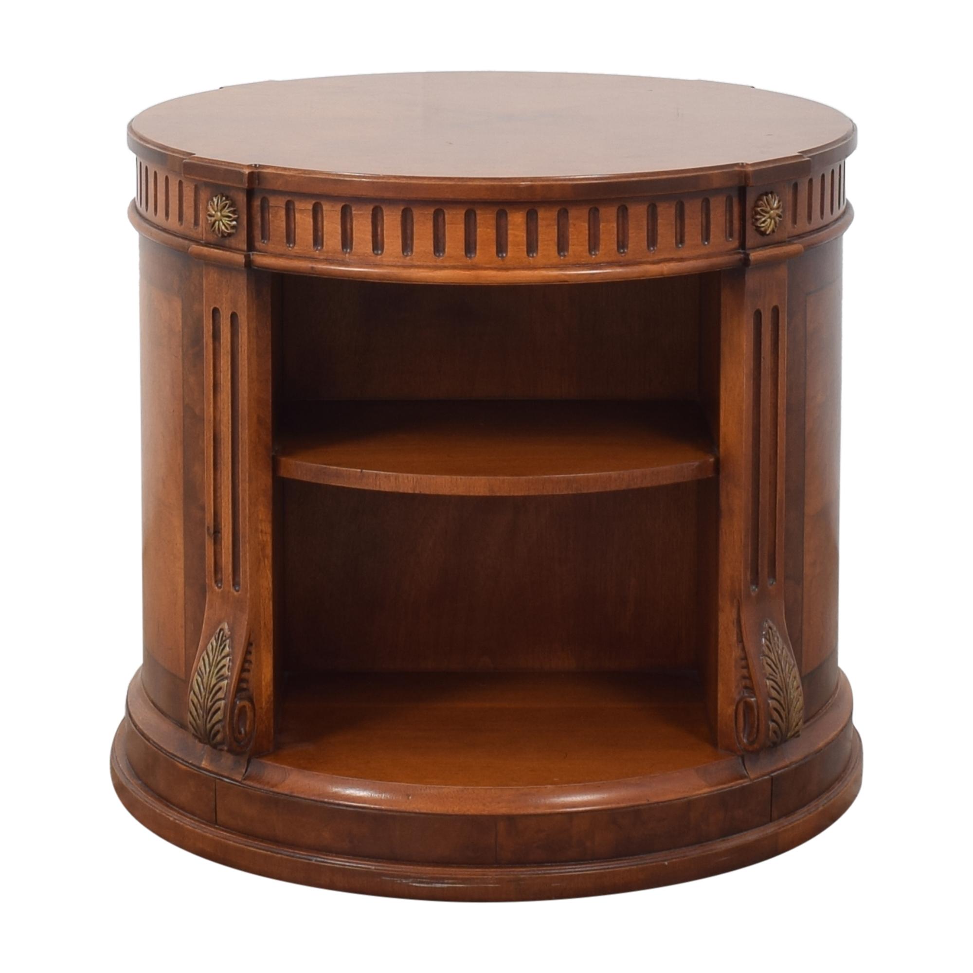 Henredon Furniture Henredon Furniture Round Side Table second hand
