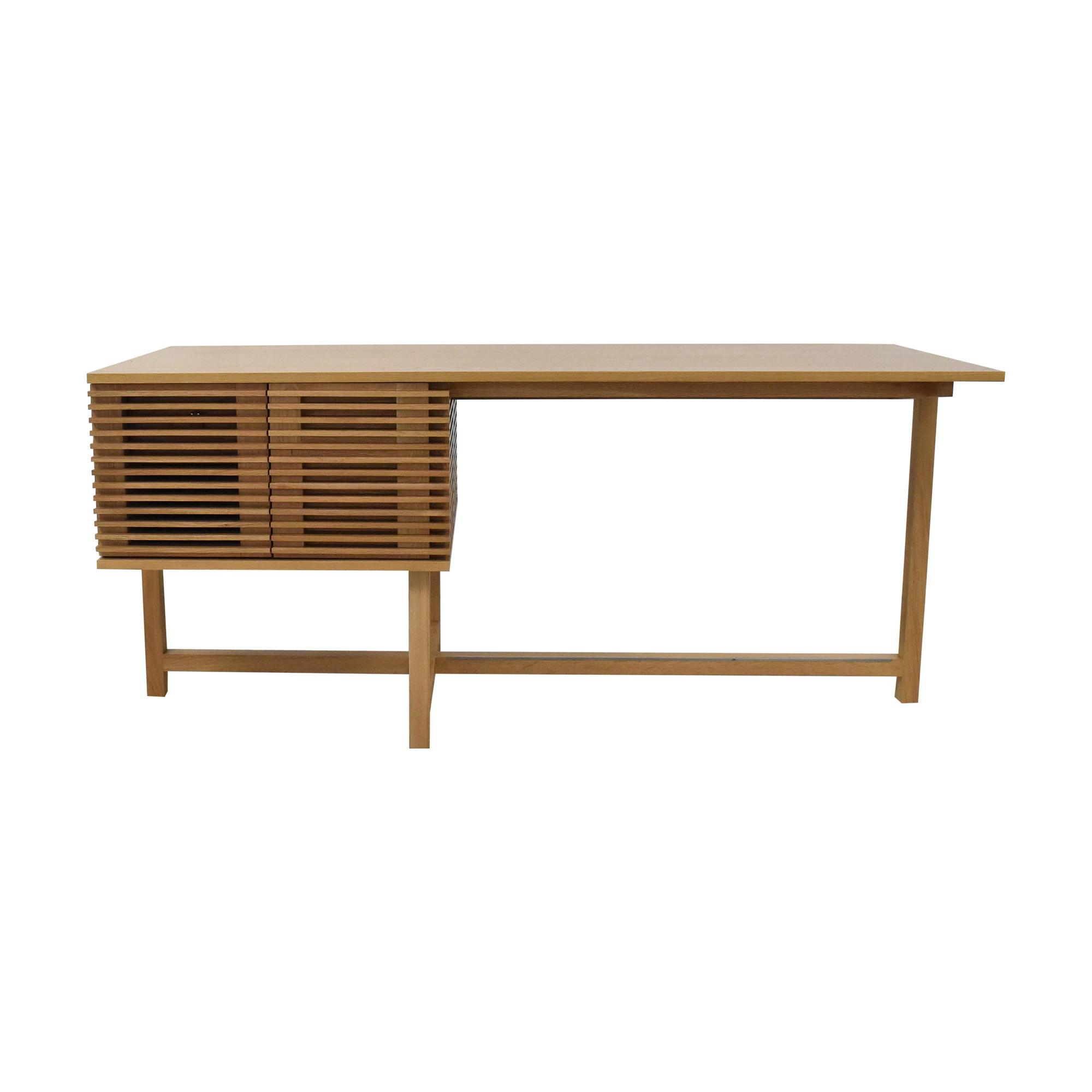 Design Within Reach Design Within Reach Line Storage Desk Tables