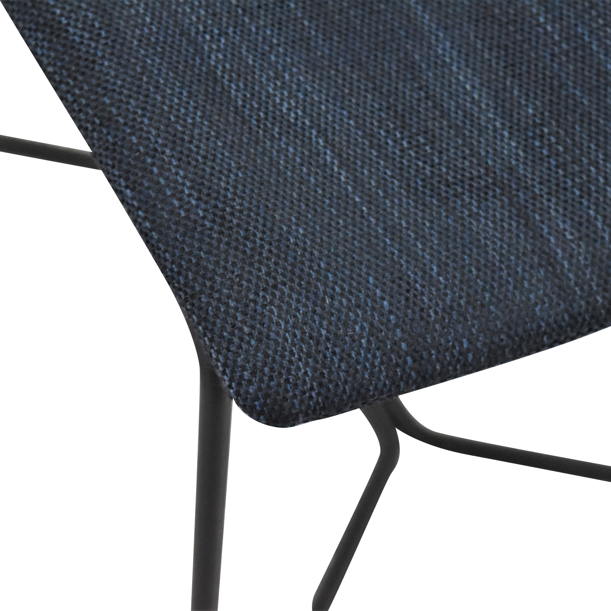 West Elm West Elm Slope Upholstered Dining Chairs used