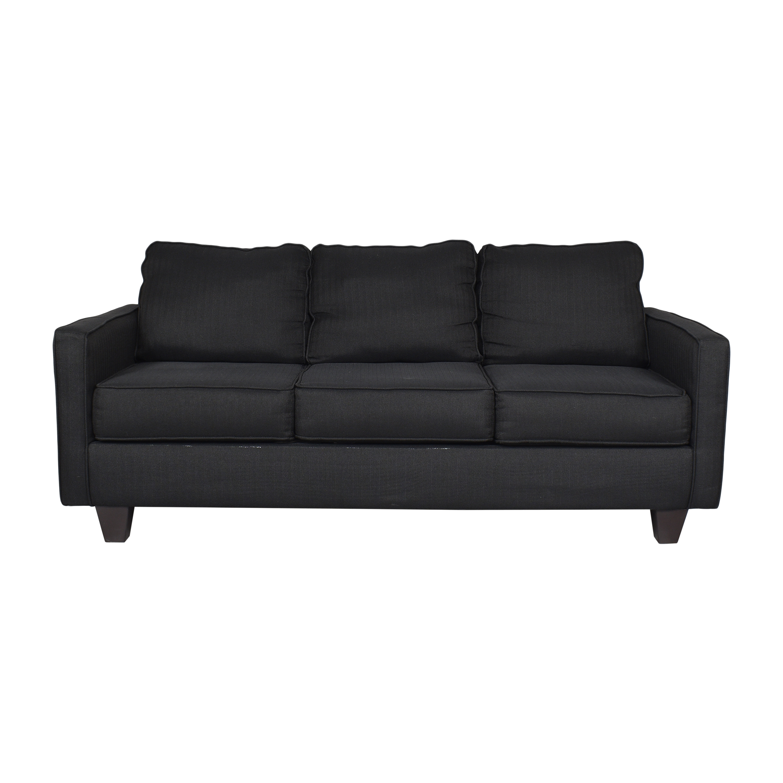 Raymour & Flanigan Raymour & Flanigan Three Cushion Sofa used
