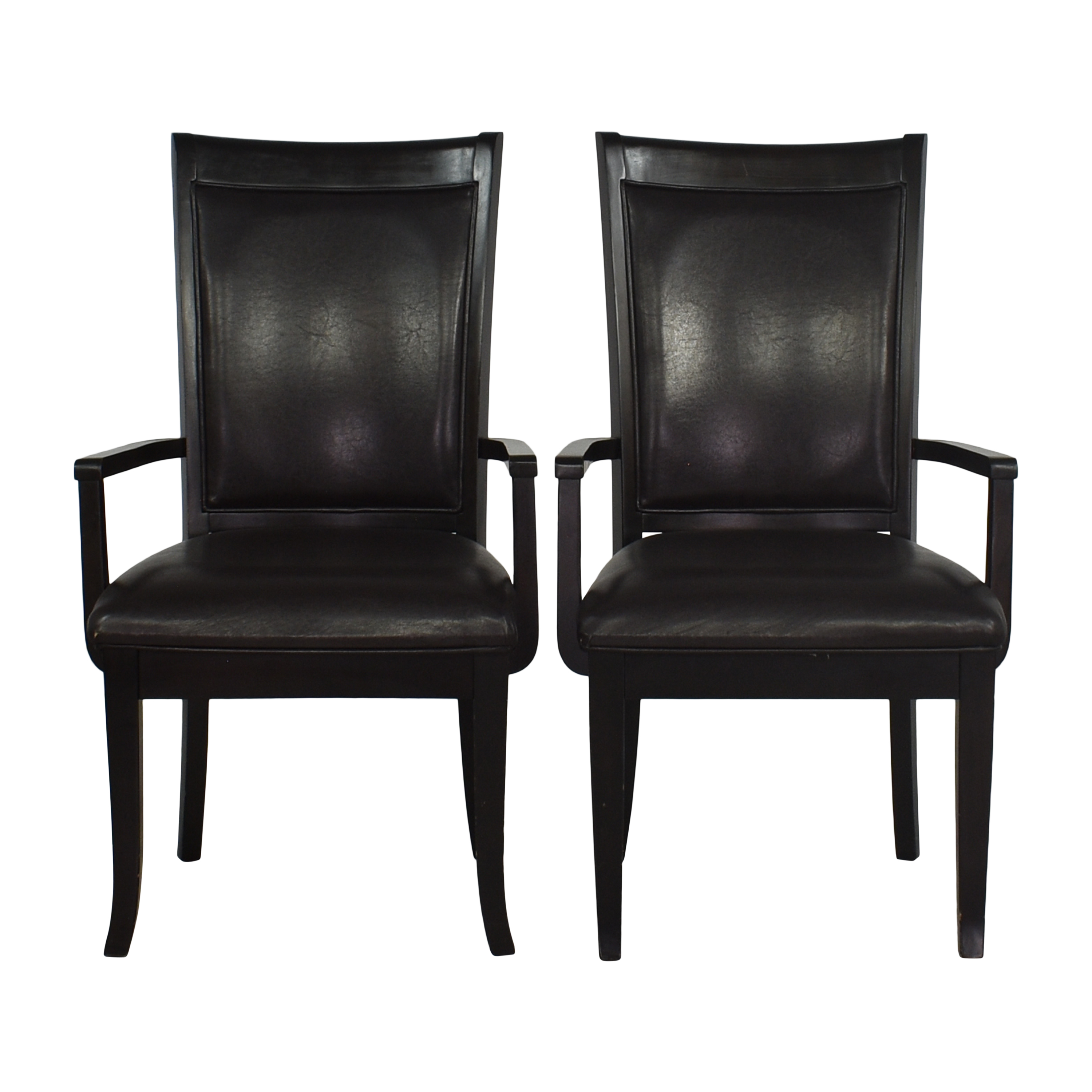 Poundex Poundex Dining Arm Chairs price