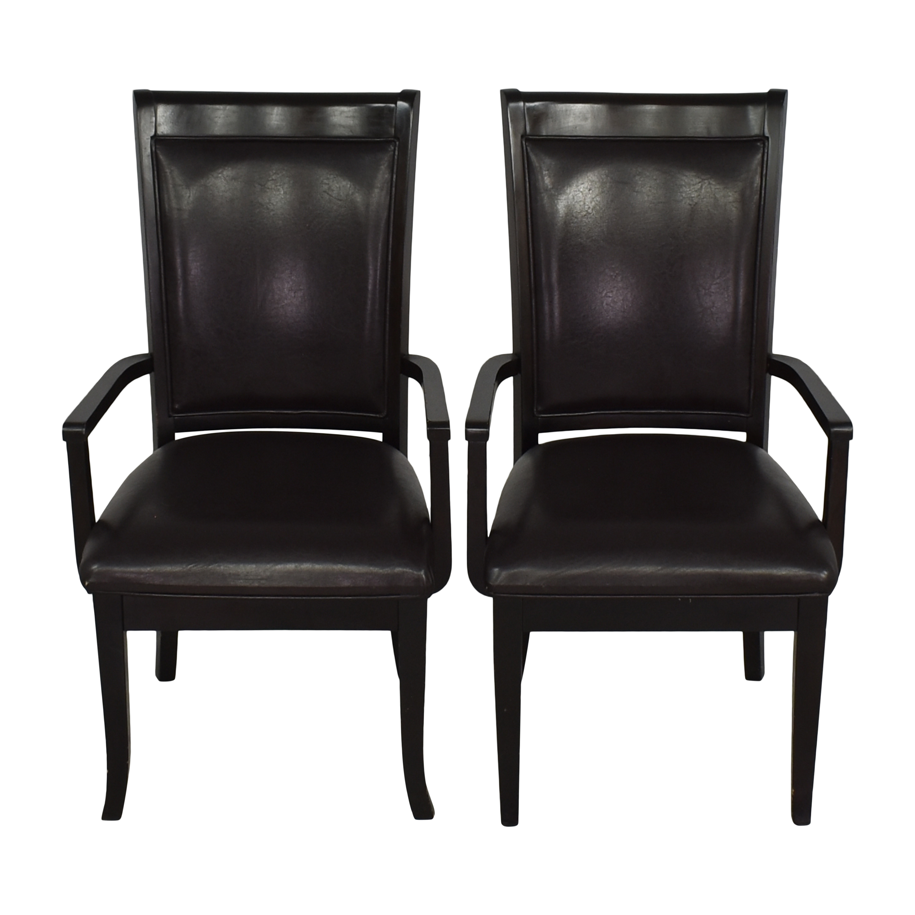 Poundex Poundex Dining Arm Chairs for sale