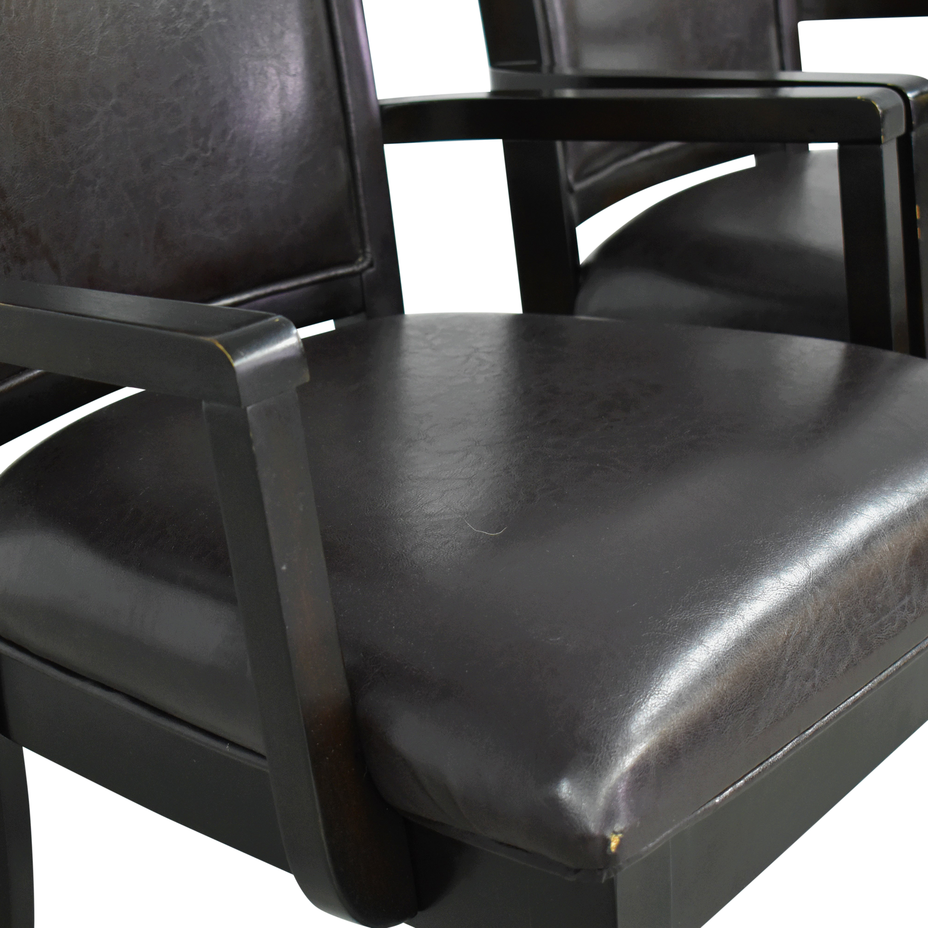 Poundex Poundex Dining Arm Chairs ct