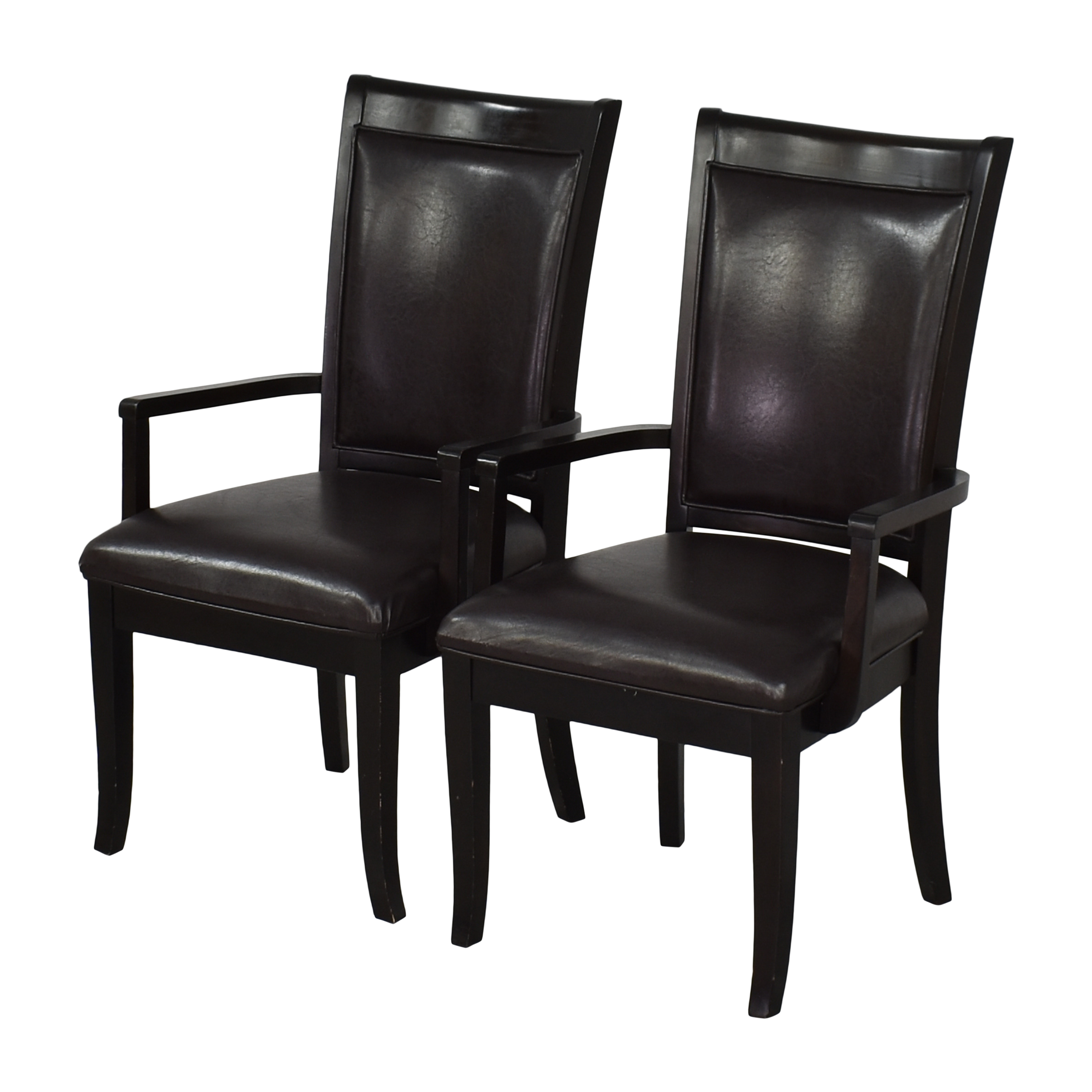 Poundex Poundex Dining Arm Chairs pa