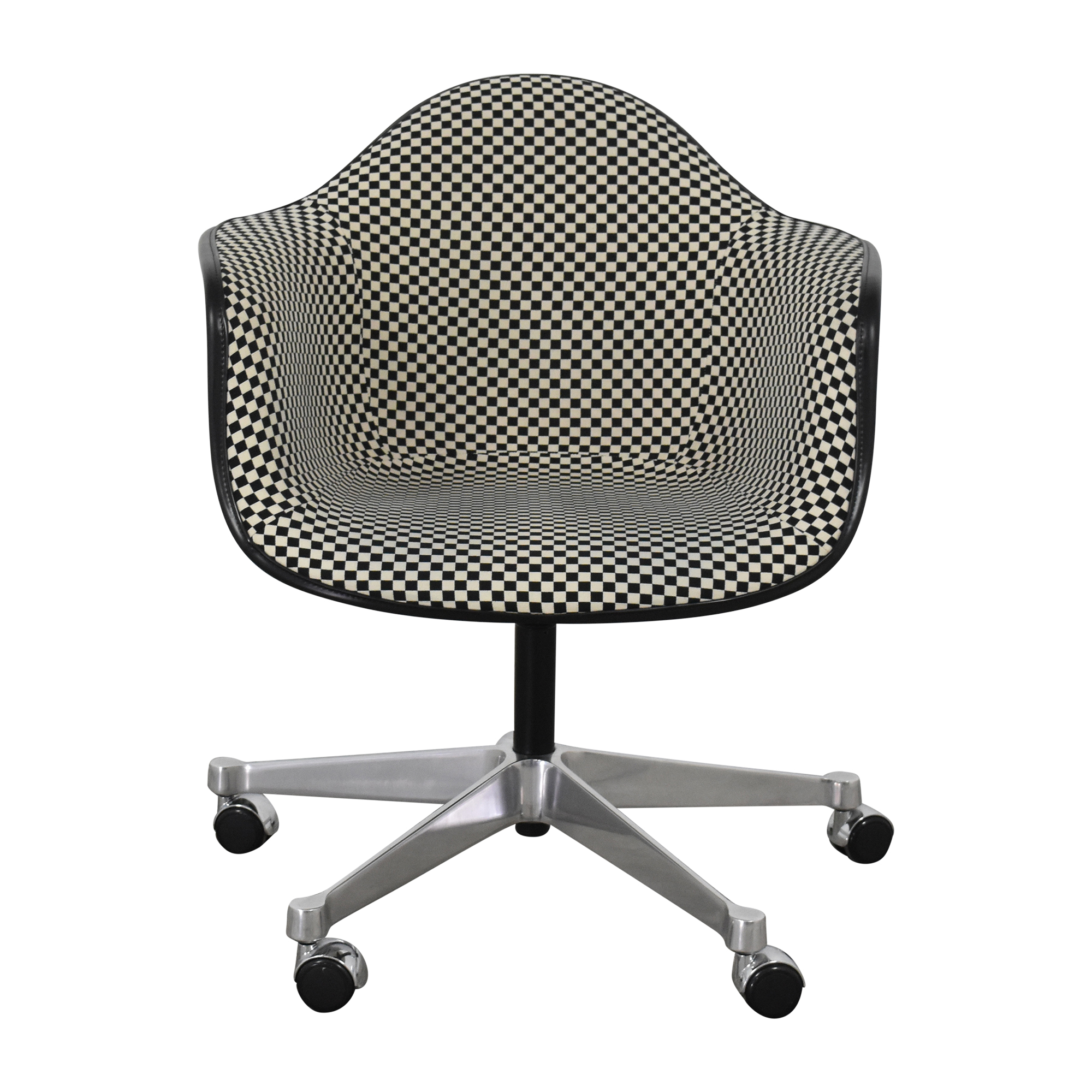 Herman Miller Herman Miller Eames Upholstered Task Chair second hand