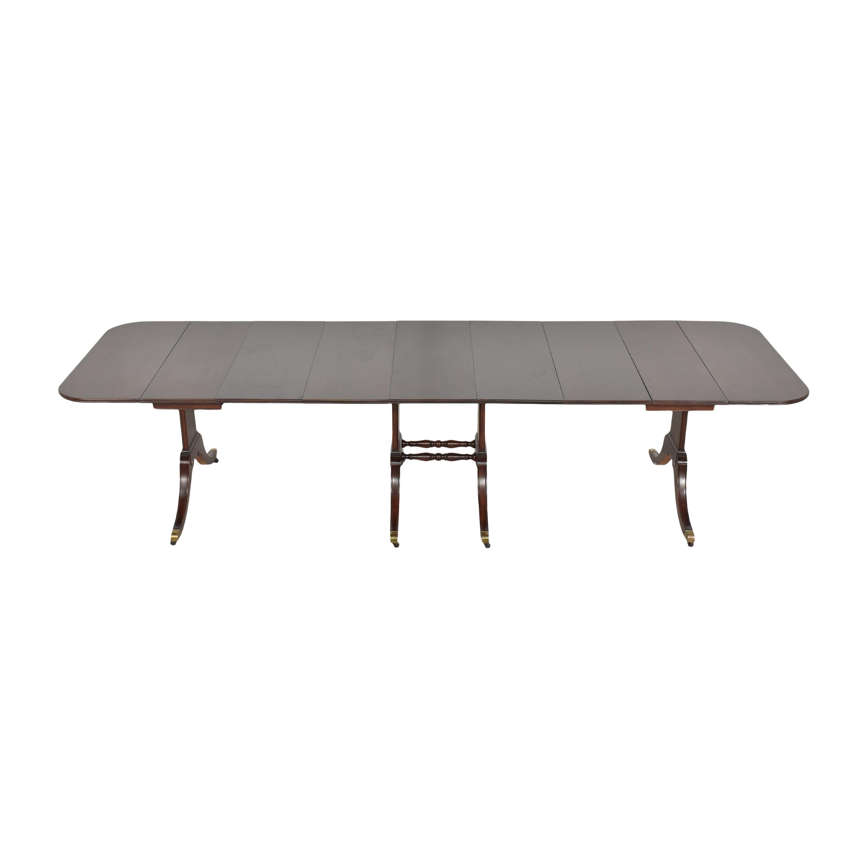 Brandt Furniture Brandt Furniture Drop-Leaf Extendable Dining Table on sale