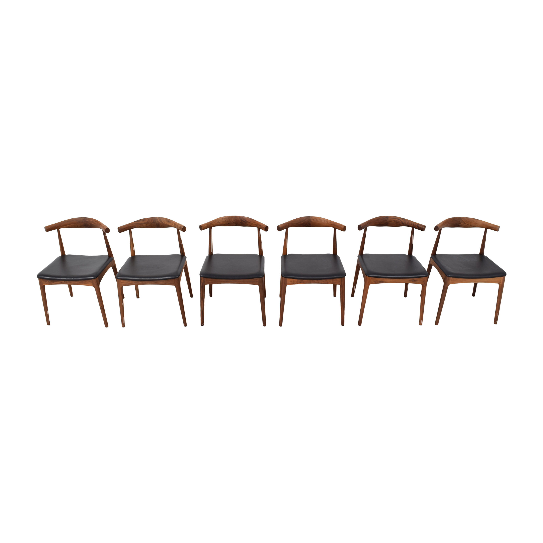 Organic Modernism Organic Modernism Skandy Dining Chairs discount
