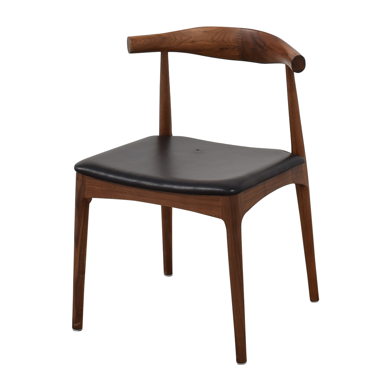 Organic Modernism Organic Modernism Skandy Dining Chairs nj