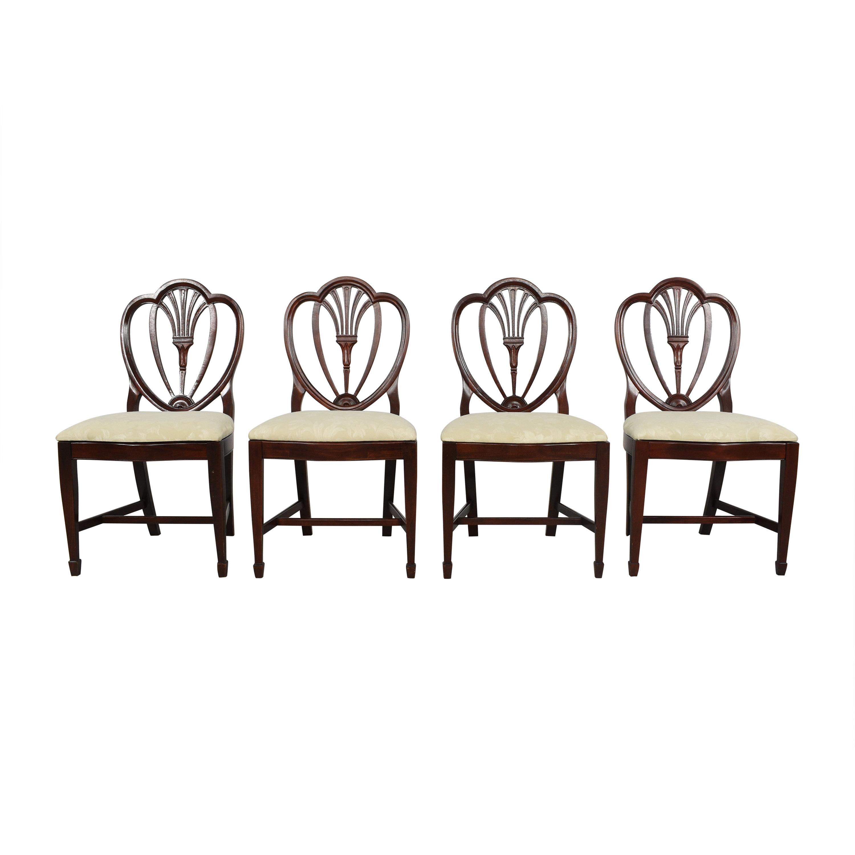 J.B. Van Sciver Furniture  J. B. Van Sciver Dining Chairs nj