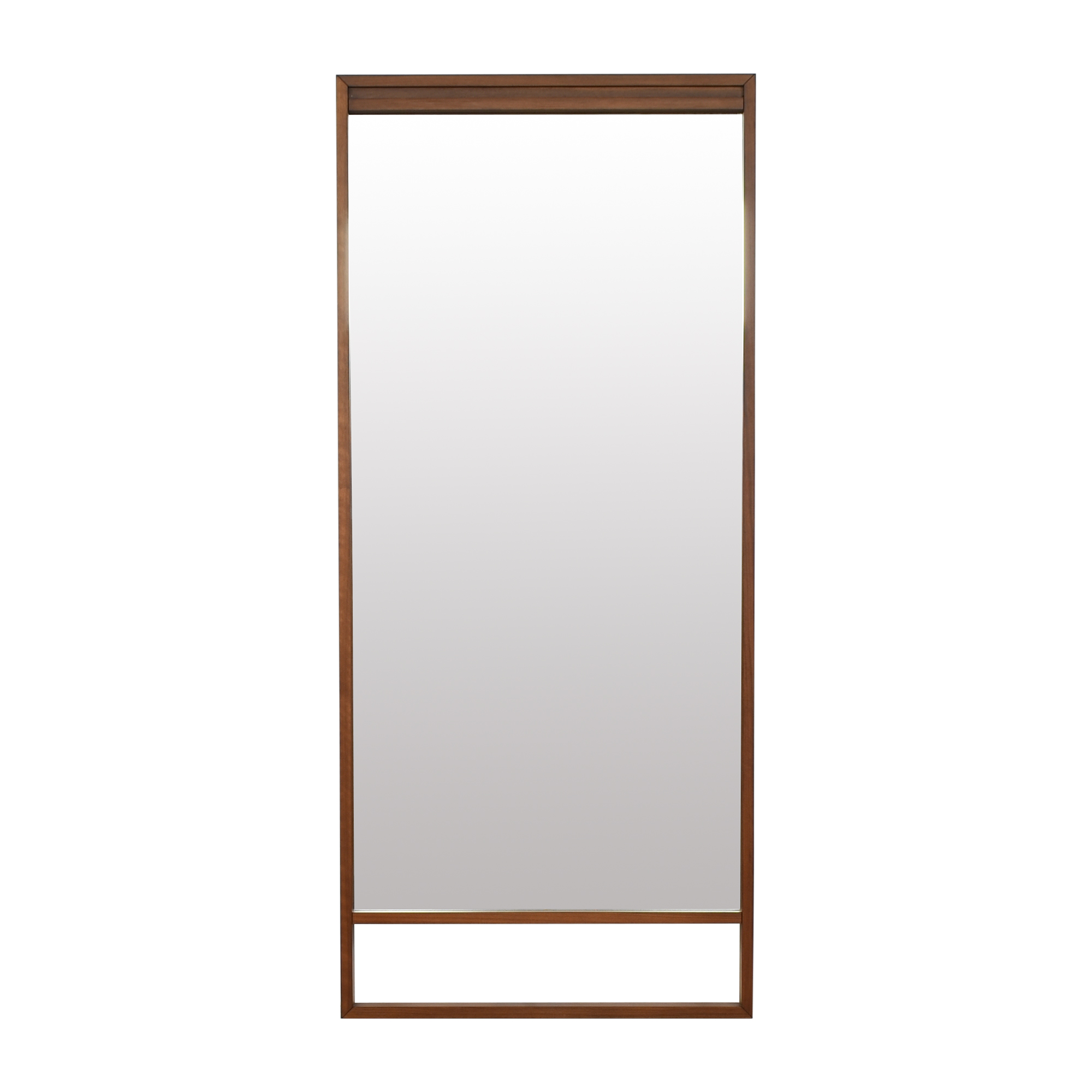 Crate & Barrel Crate & Barrel Blair Floor Mirror Decor