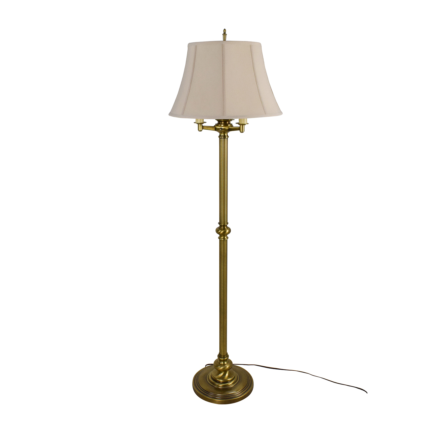 Good Gracious Home Gracious Home House Of Troy Newport Antique Brass Lamp  Discount ...