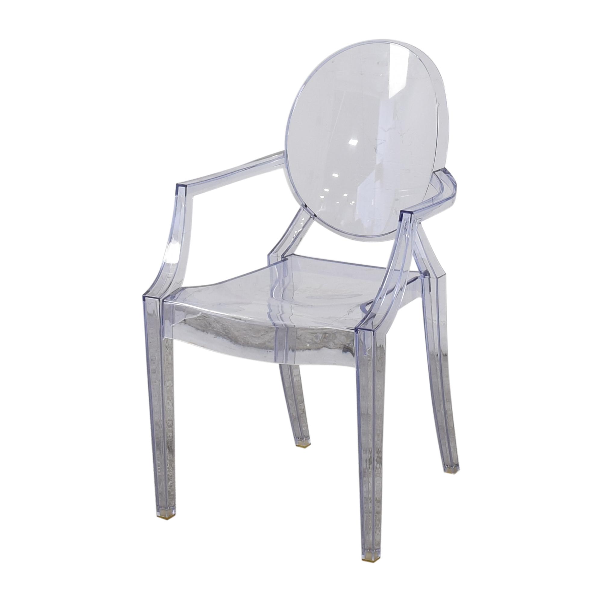 buy Kartell Kartell Louis Ghost Chairs online