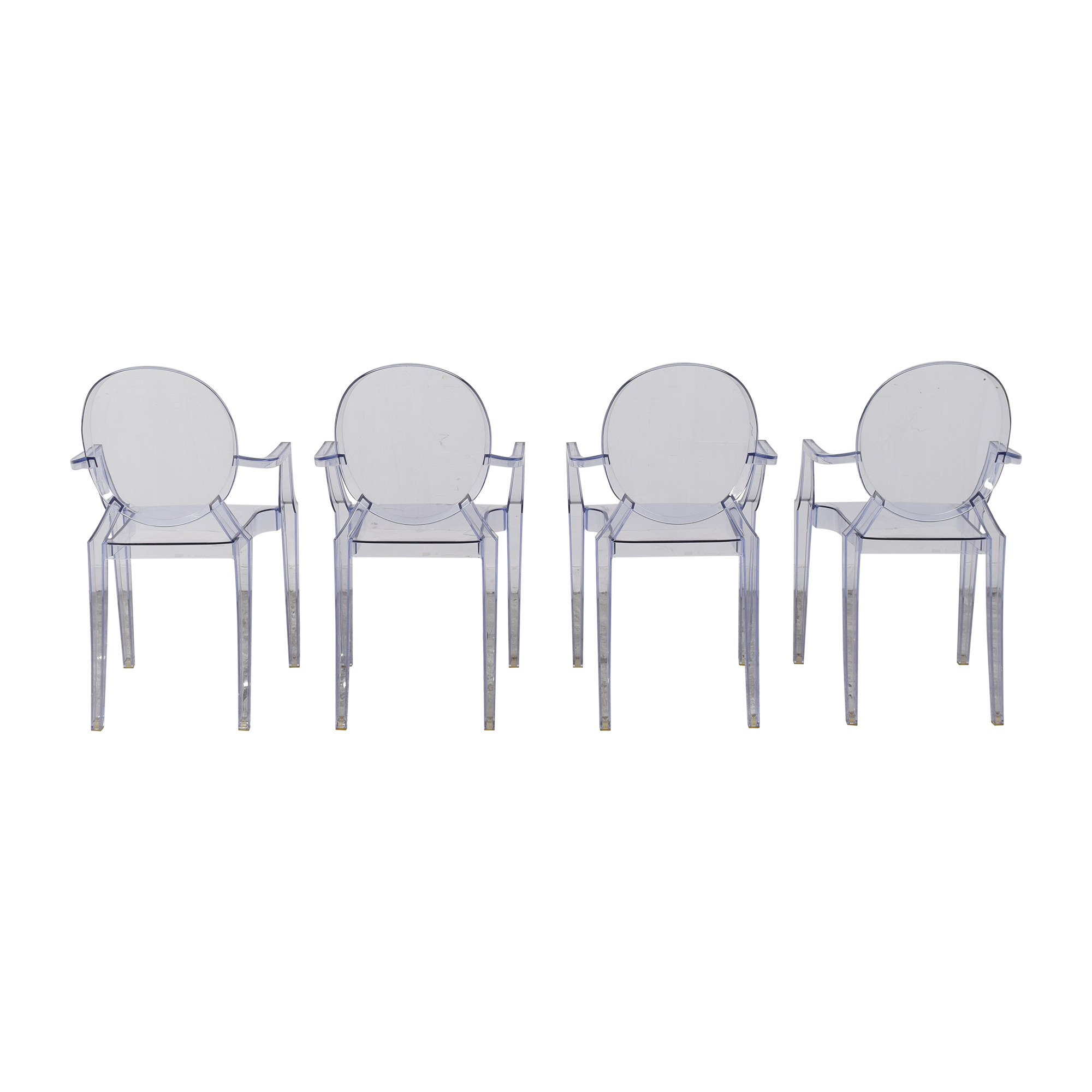 Kartell Kartell Louis Ghost Chairs discount