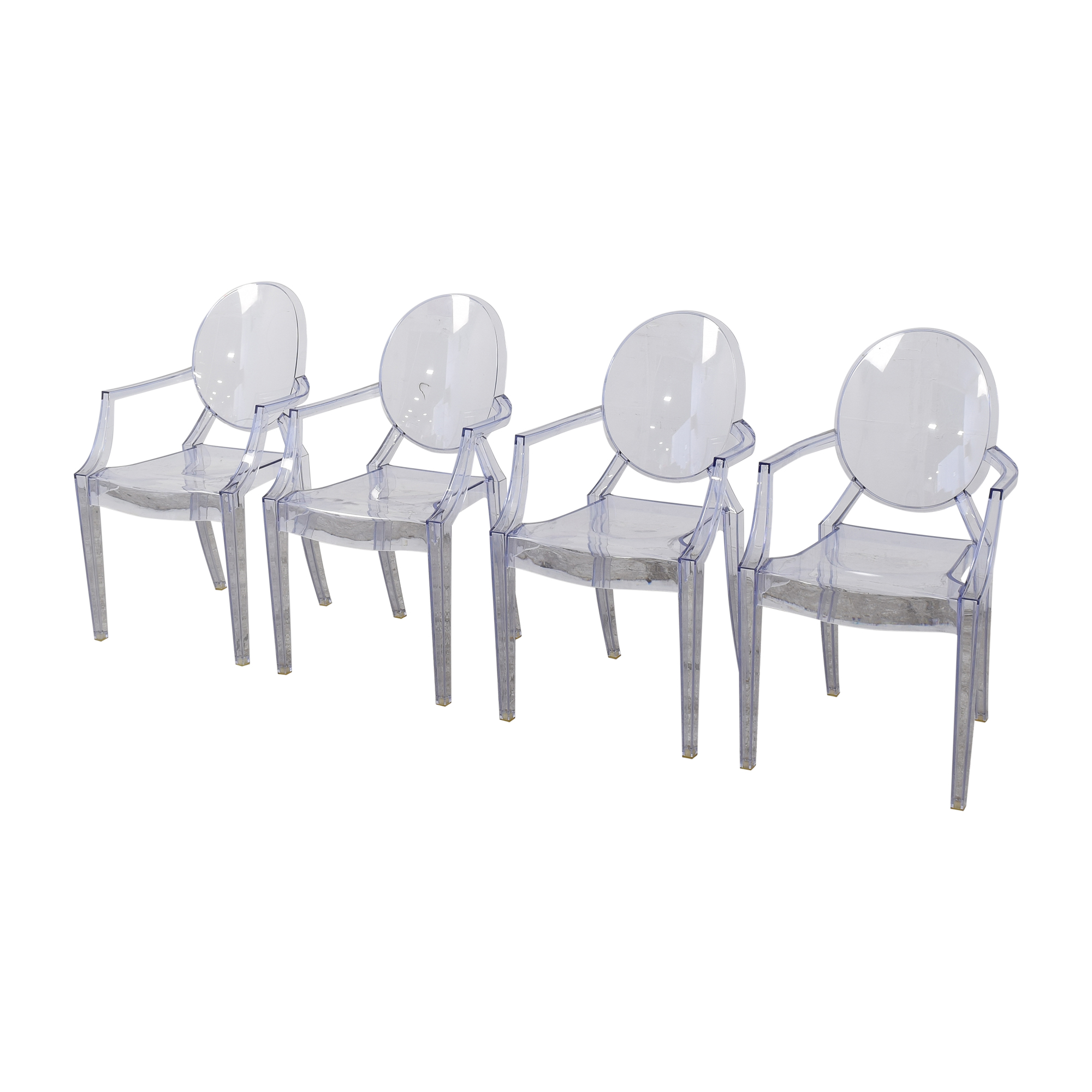 Kartell Kartell Louis Ghost Chairs price