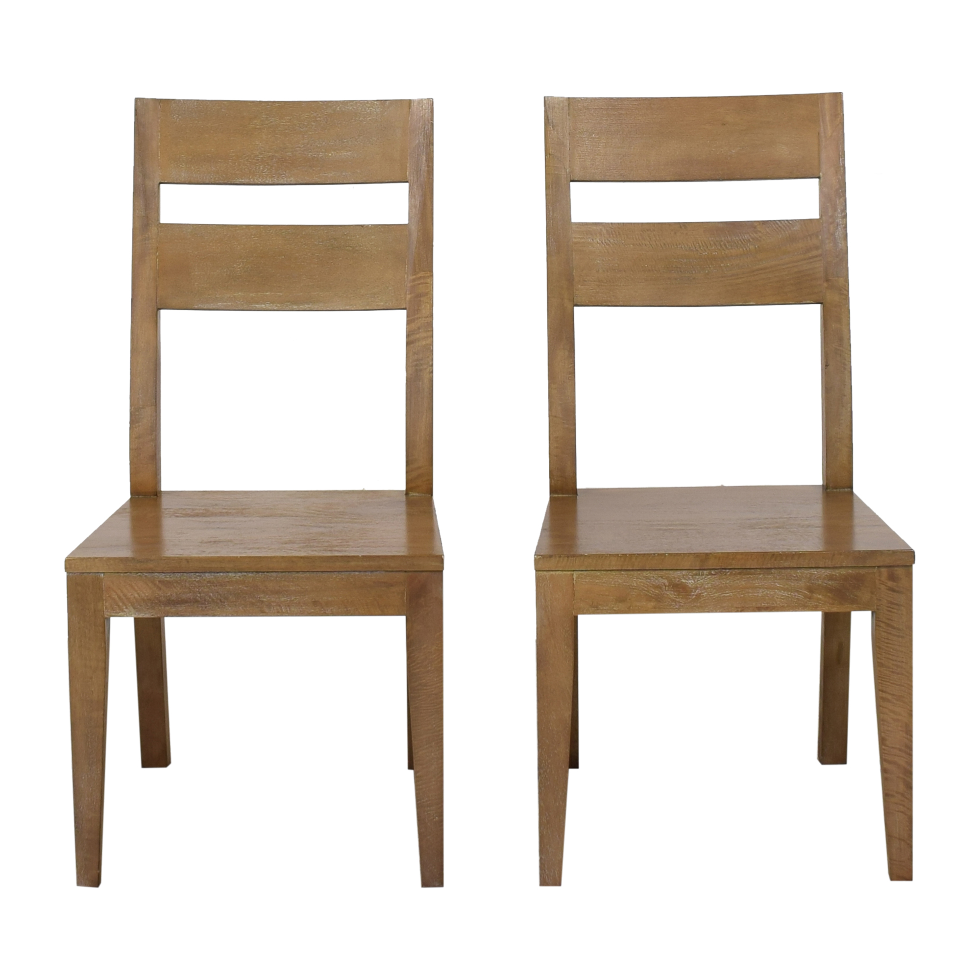 buy Crate & Barrel Crate & Barrel Basque Dining Chairs online