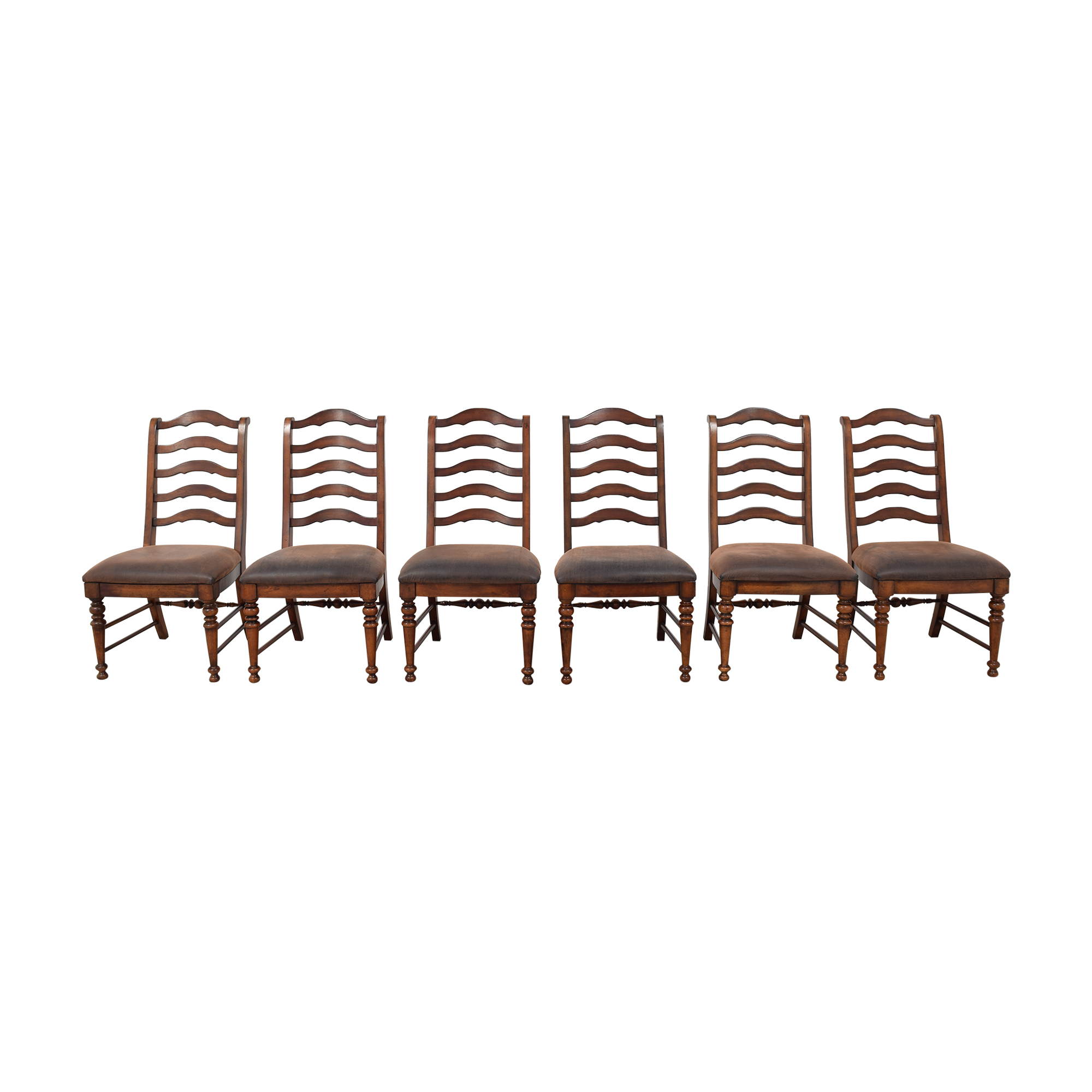 Hooker Furniture Hooker Furniture Waverly Place Ladder Back Dining Chairs nyc