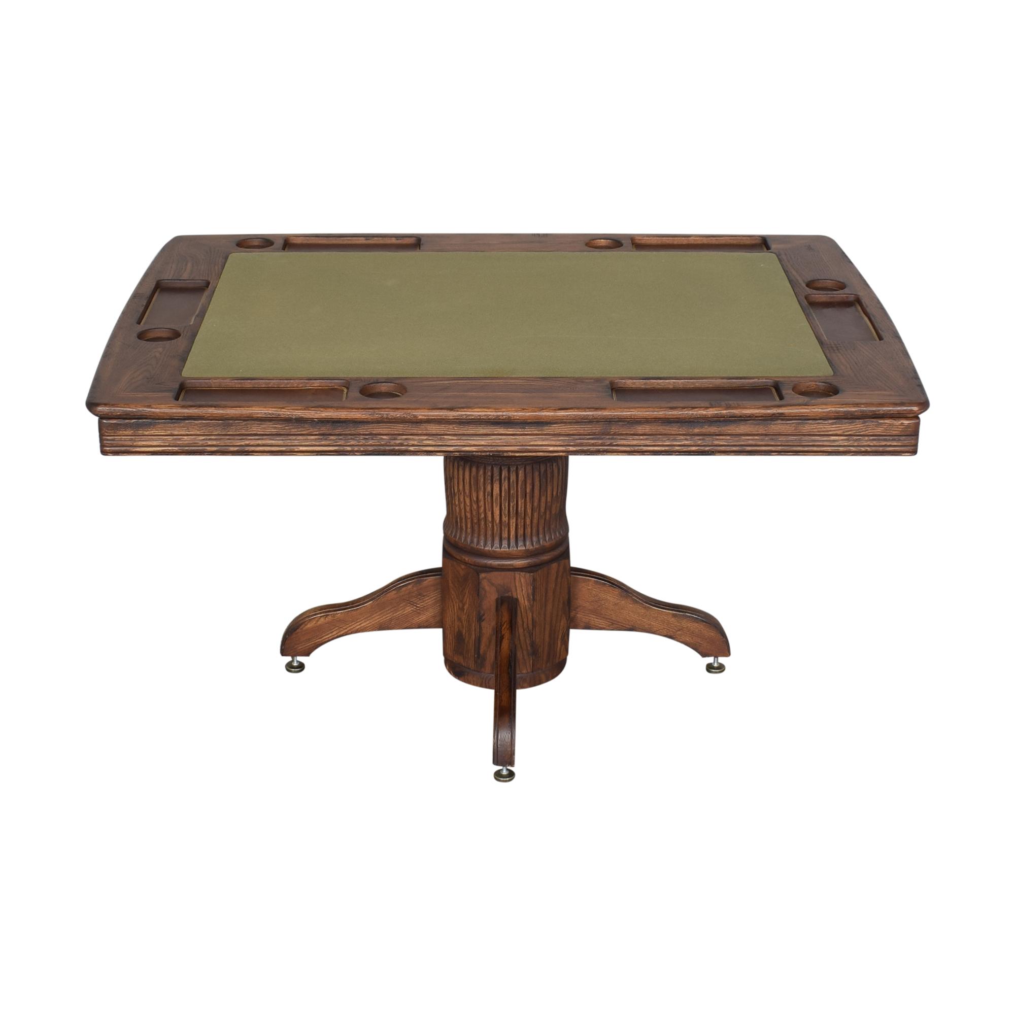 shop Darafeev Monaco Poker Dining Table Darafeev Tables