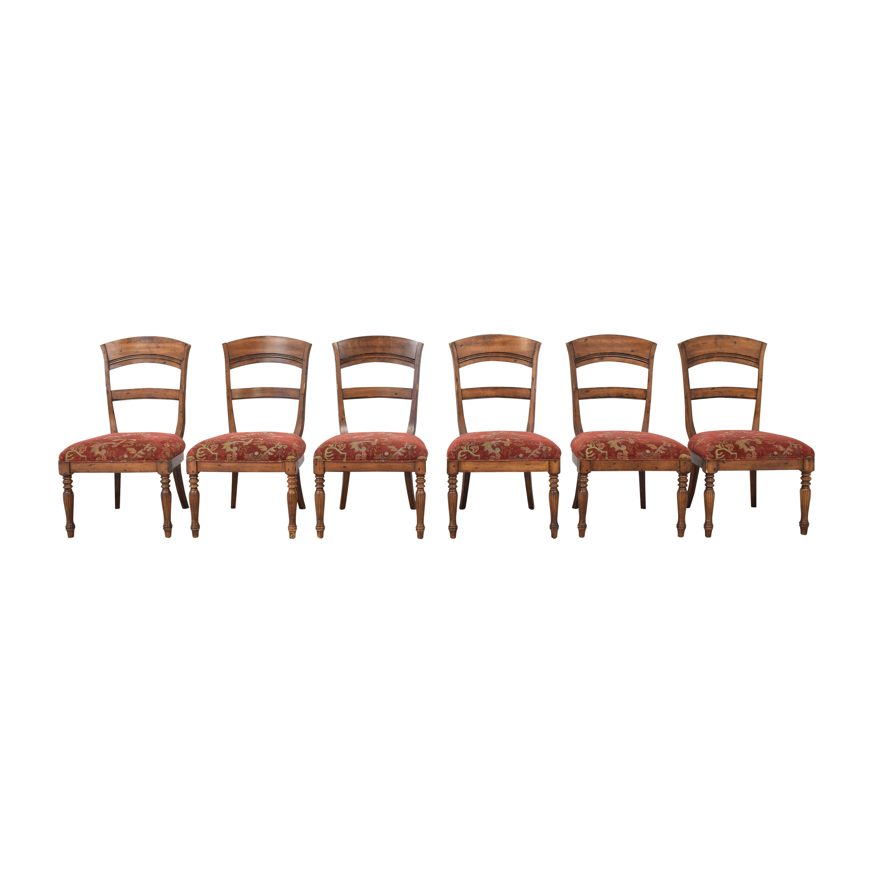 Harden Harden Upholstered Side Dining Chairs for sale