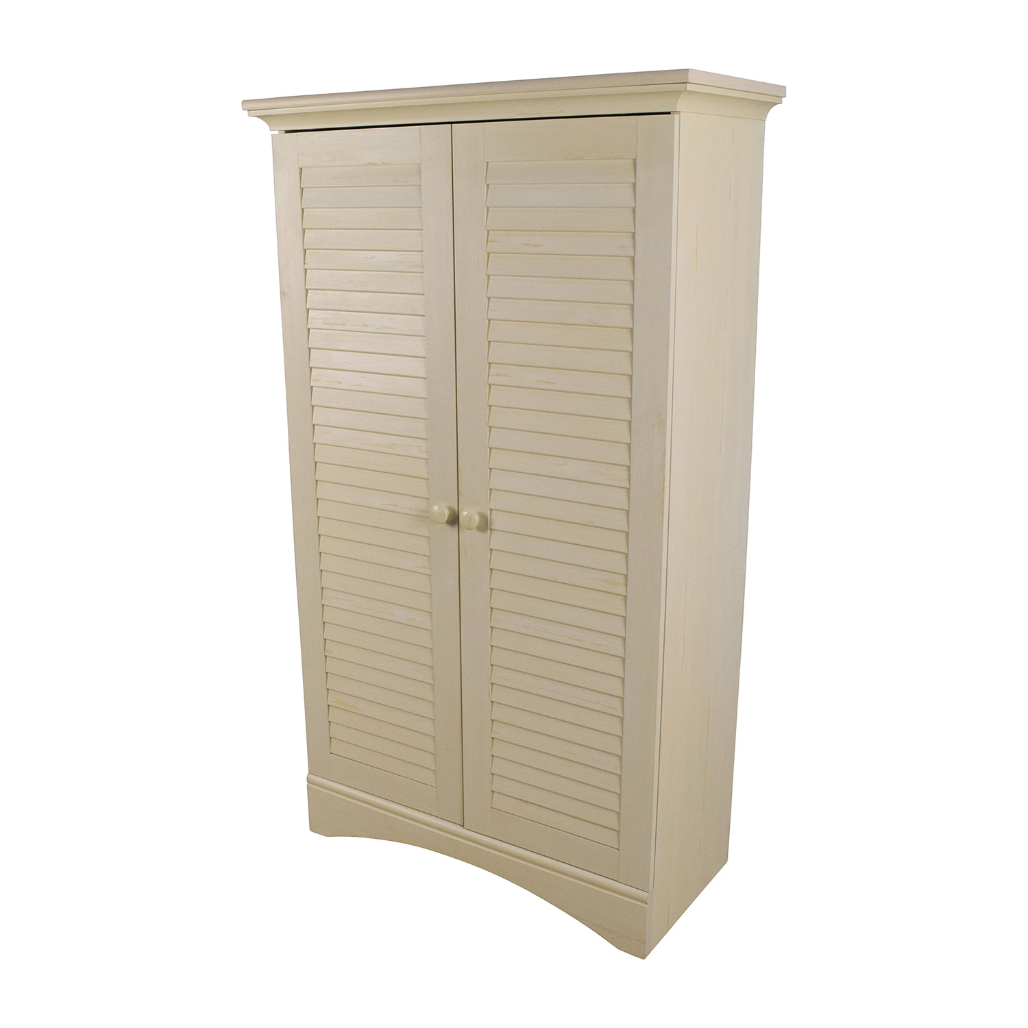 sauder sauder harbor view beige storage cabinet for sale - Sauder Storage Cabinet