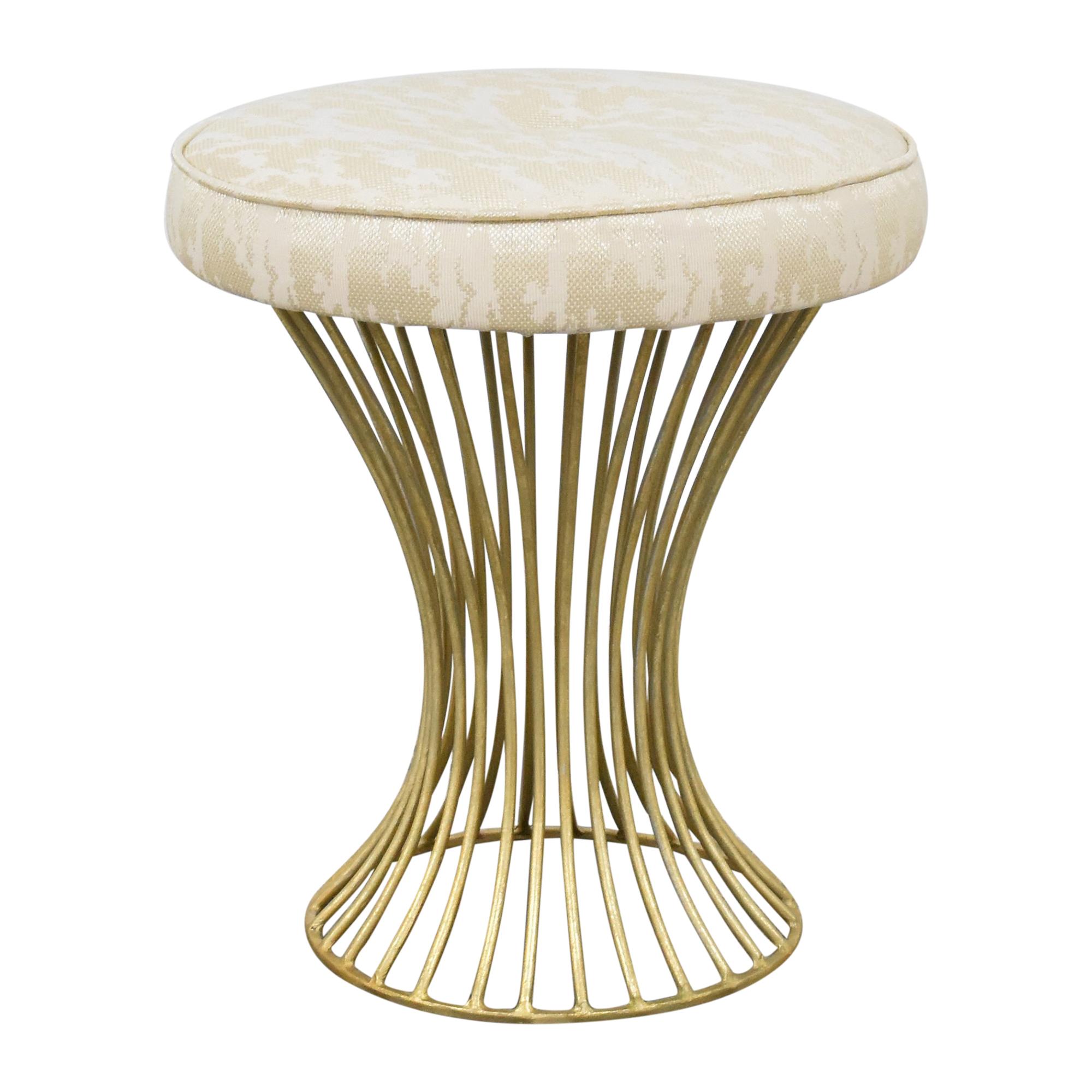 Made Goods Roderic Round Stool / Chairs