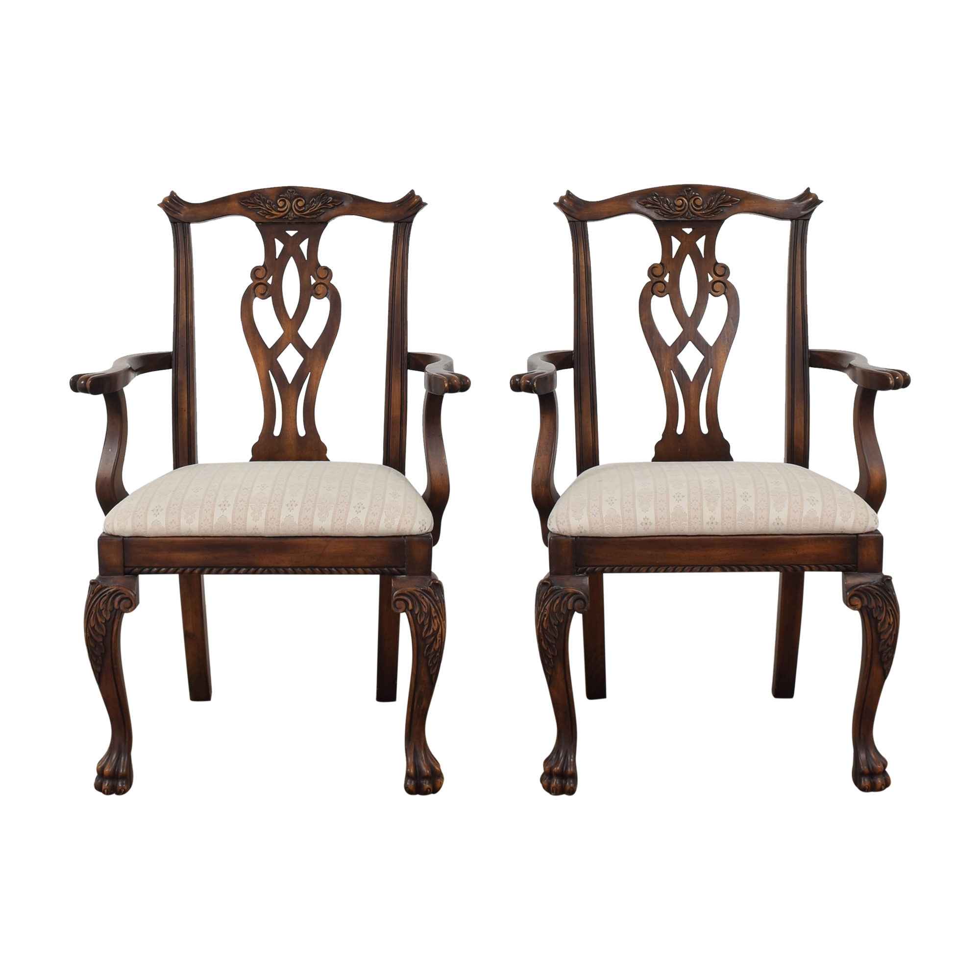 Regency Regency House Dining Arm Chairs Dining Chairs