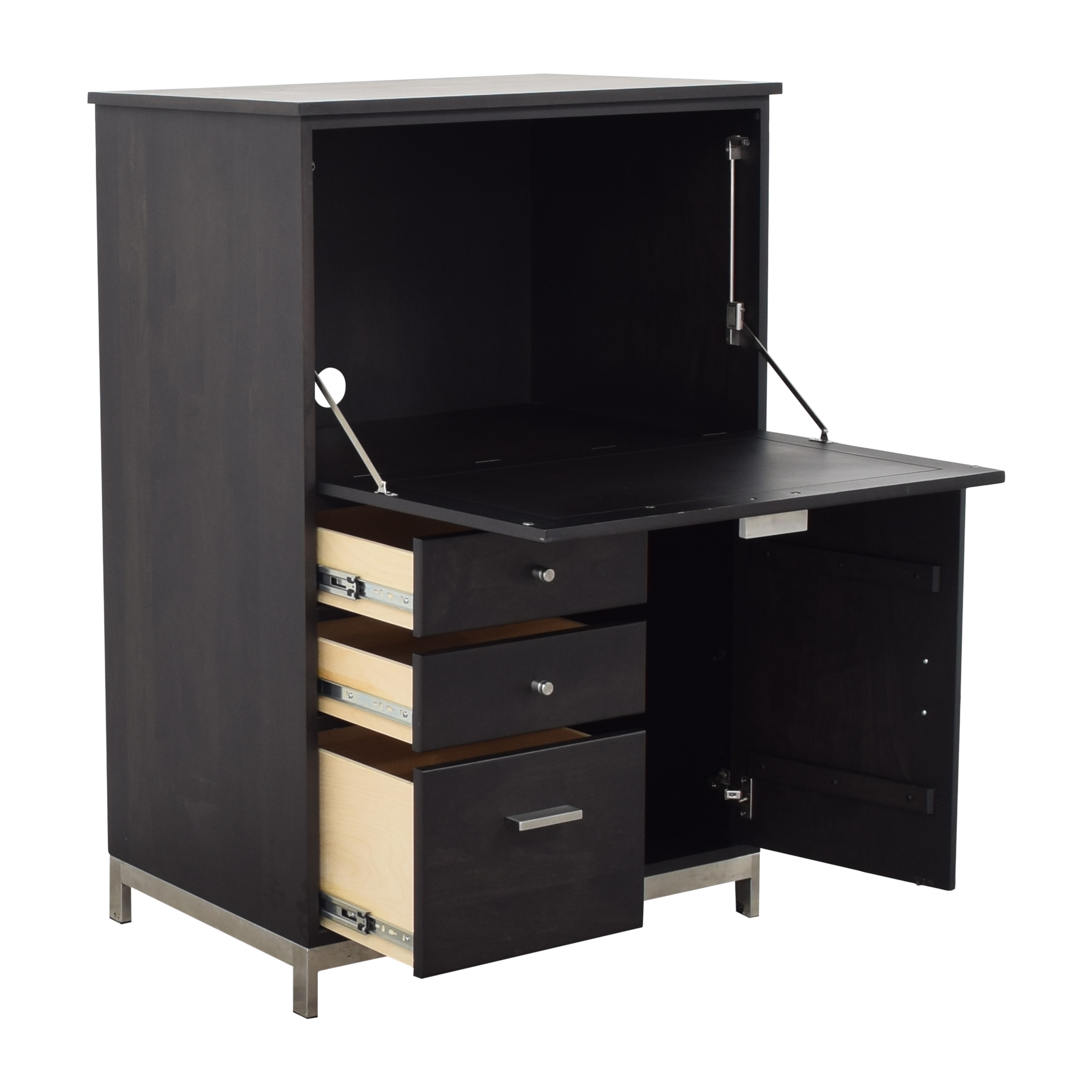 buy Room and Board Hudson Office Armoire Room & Board