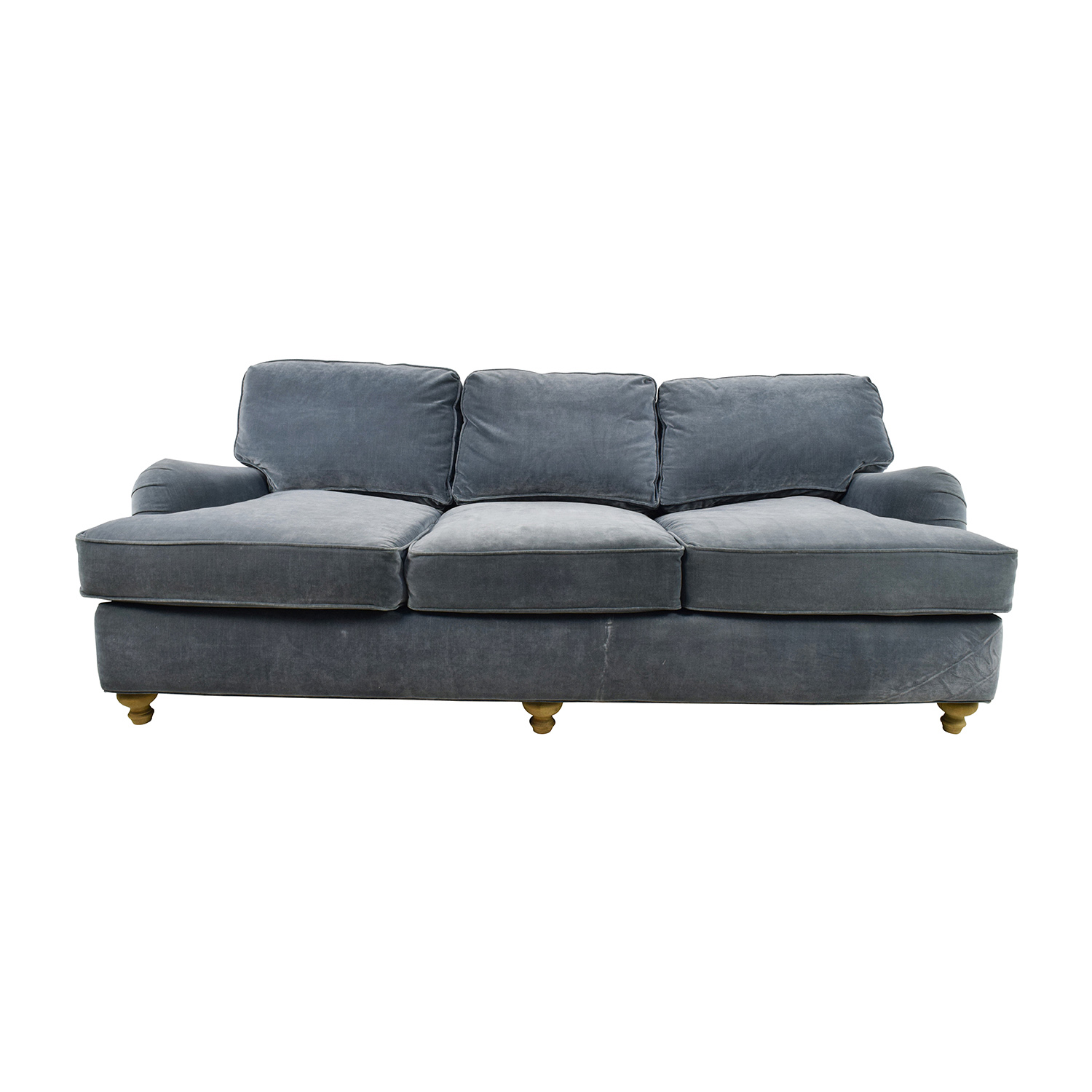 Restoration Hardware English Roll Arm 84 Sleeper Sofa