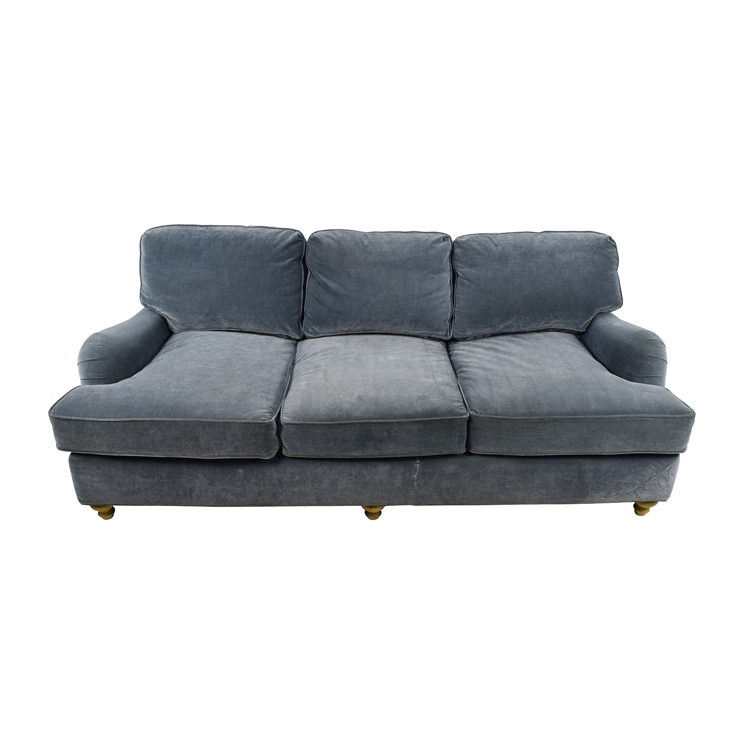 shop Restoration Hardware Restoration Hardware English Roll Arm 84 Sleeper Sofa online