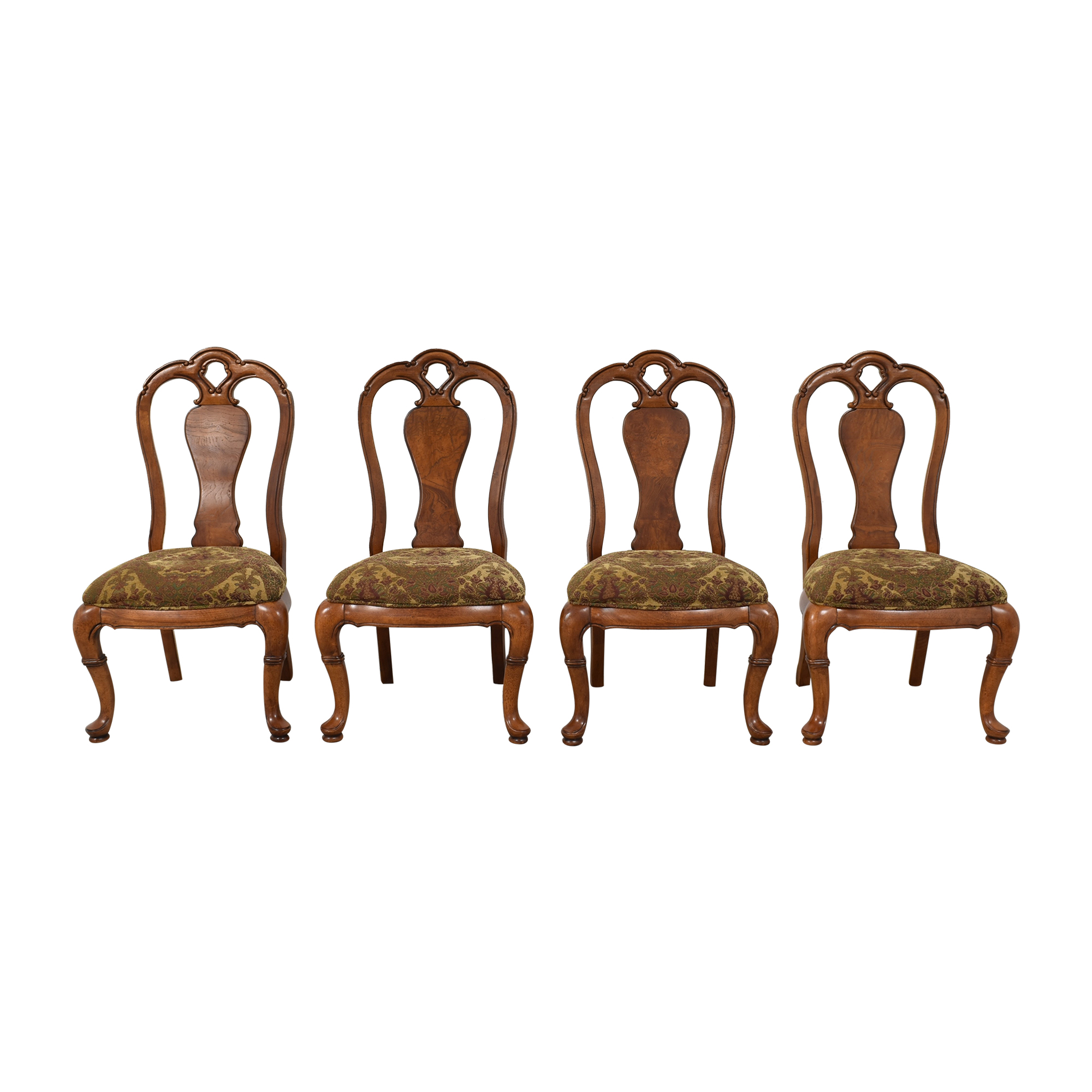 Thomasville Thomasville Queen Anne Dining Side Chairs used